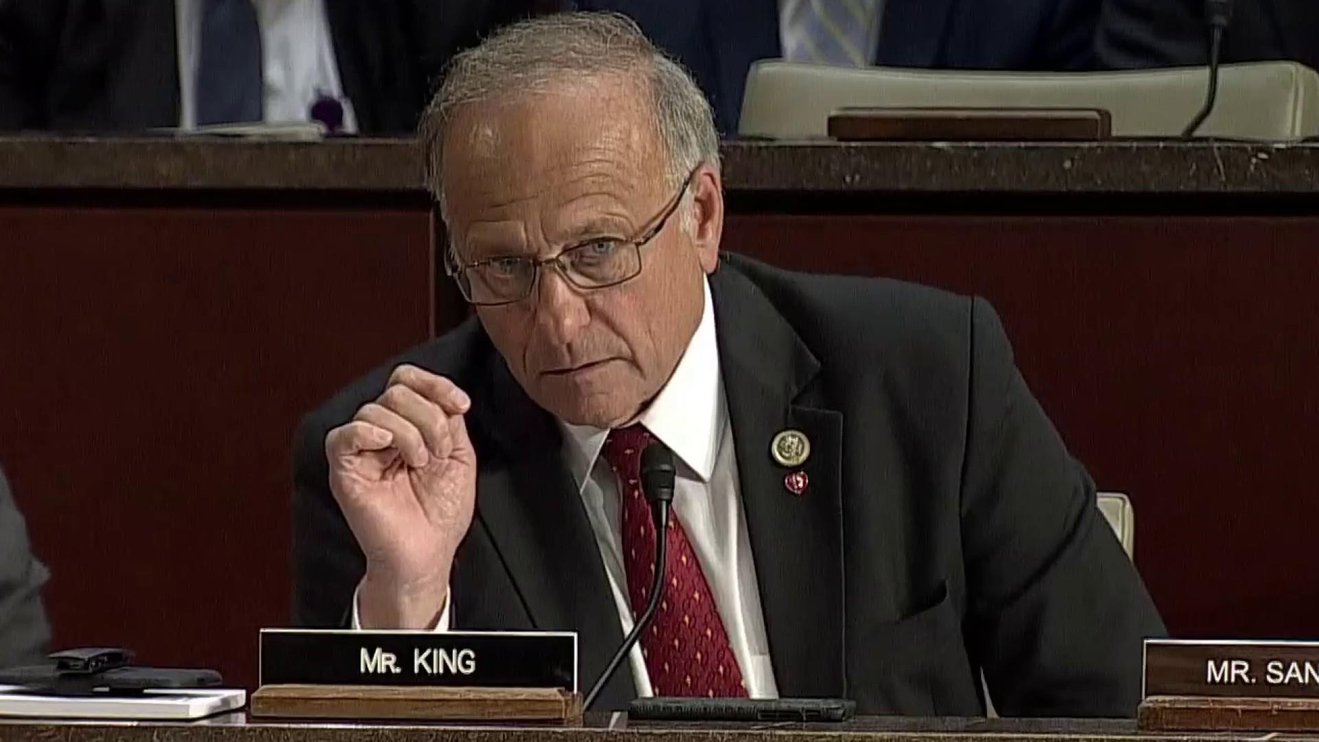 Why the GOP is criticizing Congressman Steve King