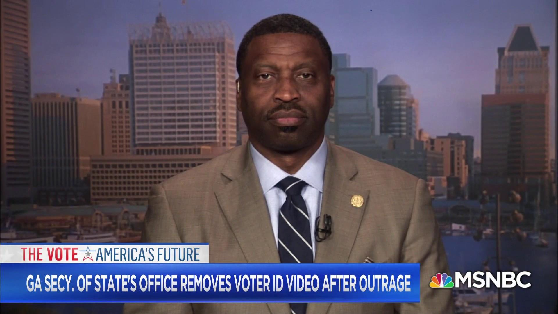 NAACP President: 'This is an effort to subvert Democracy'