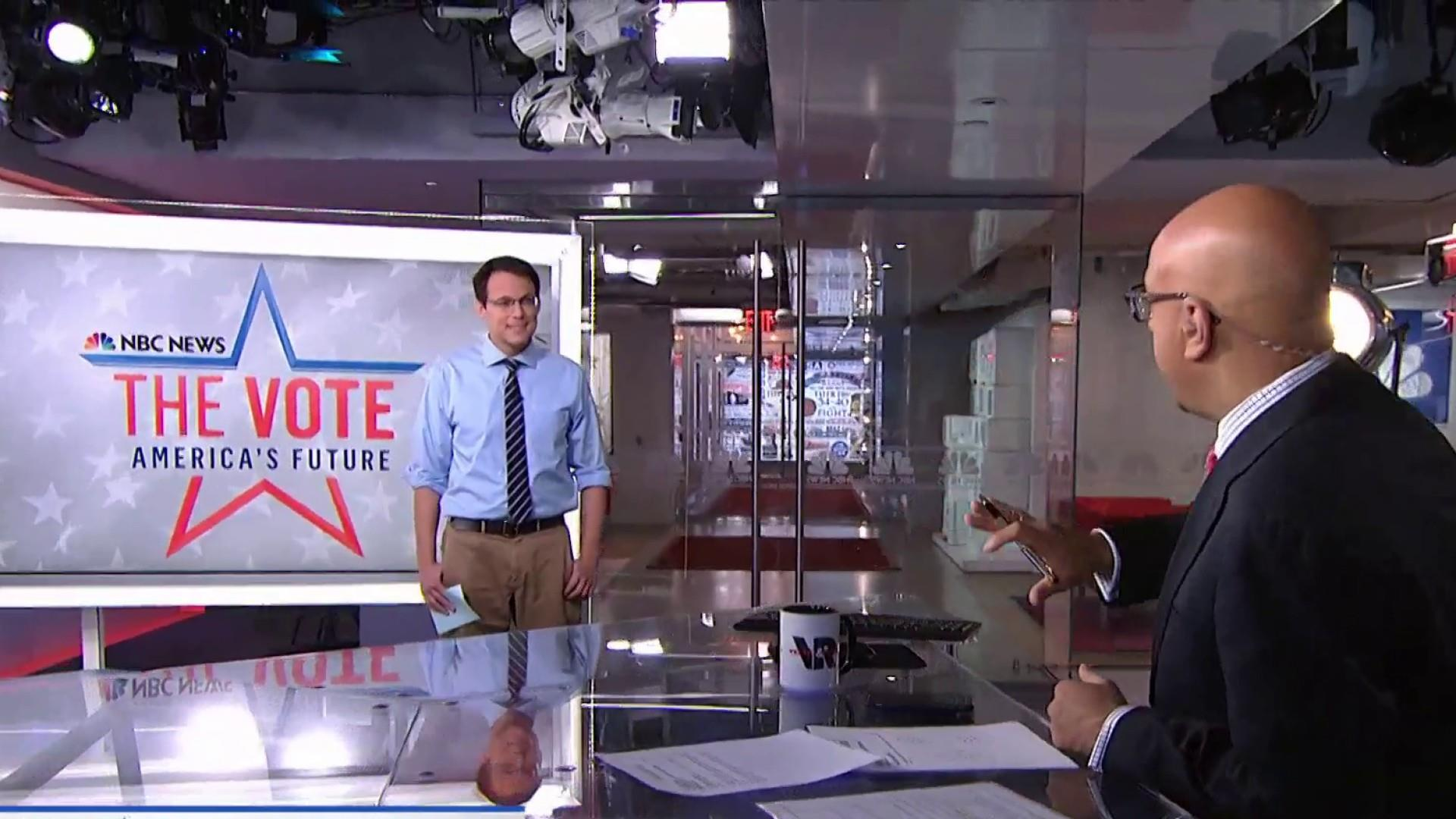 Candidates heading into homestretch as midterms heat up