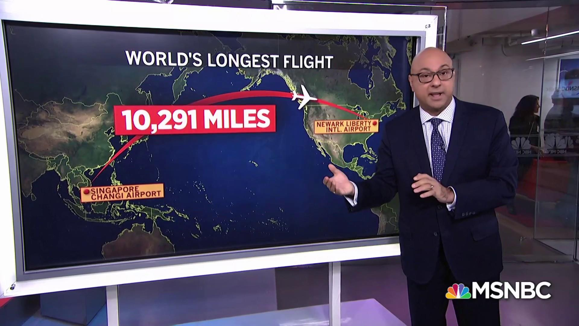How much does a seat on the longest airplane ride ever cost?