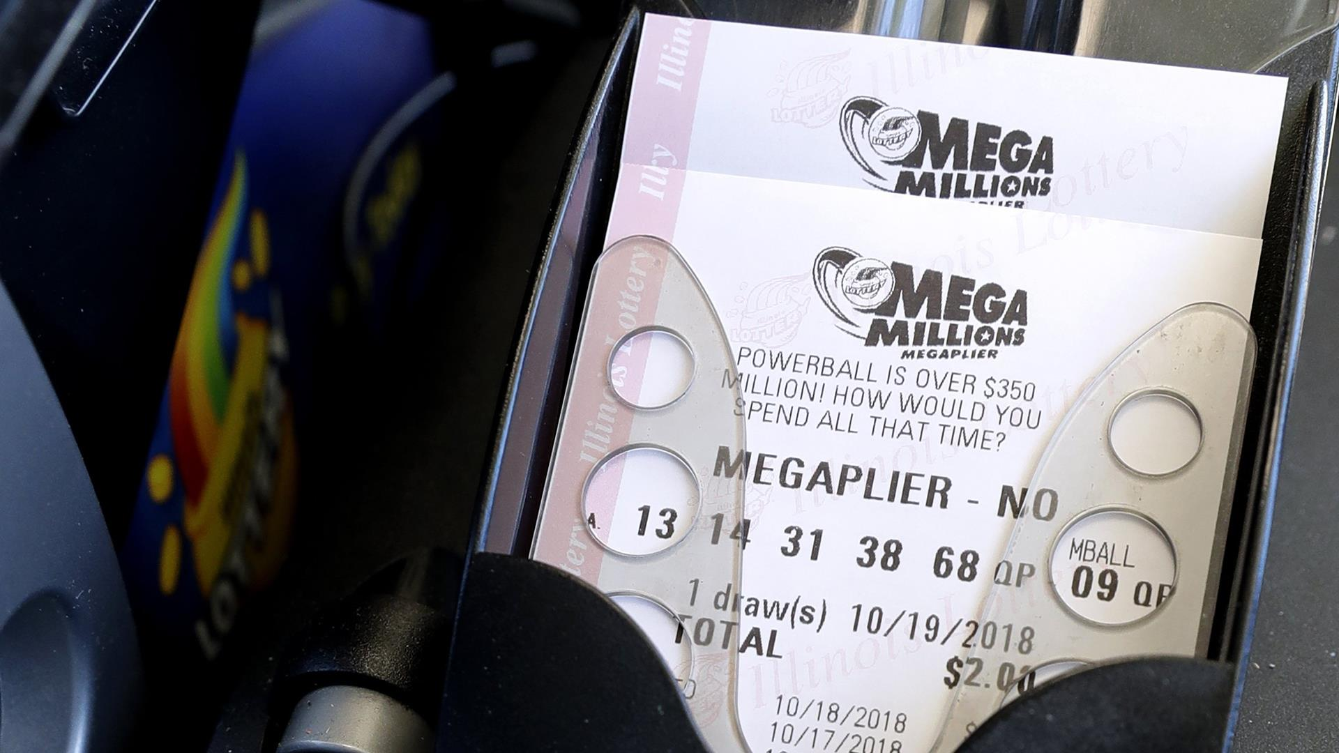 Mega Millions Jackpot Surges To 900 Million
