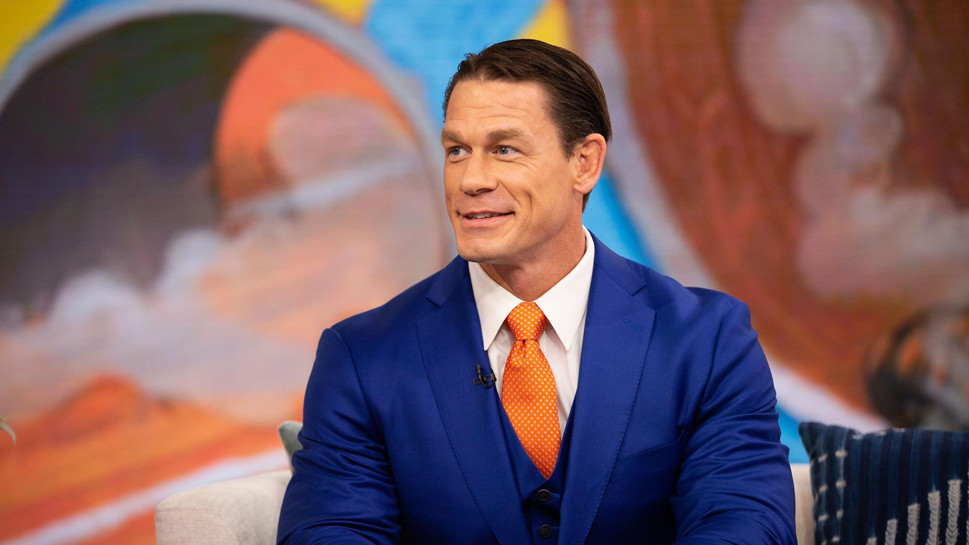 John Cena Haircuts Front And Back Topsimages