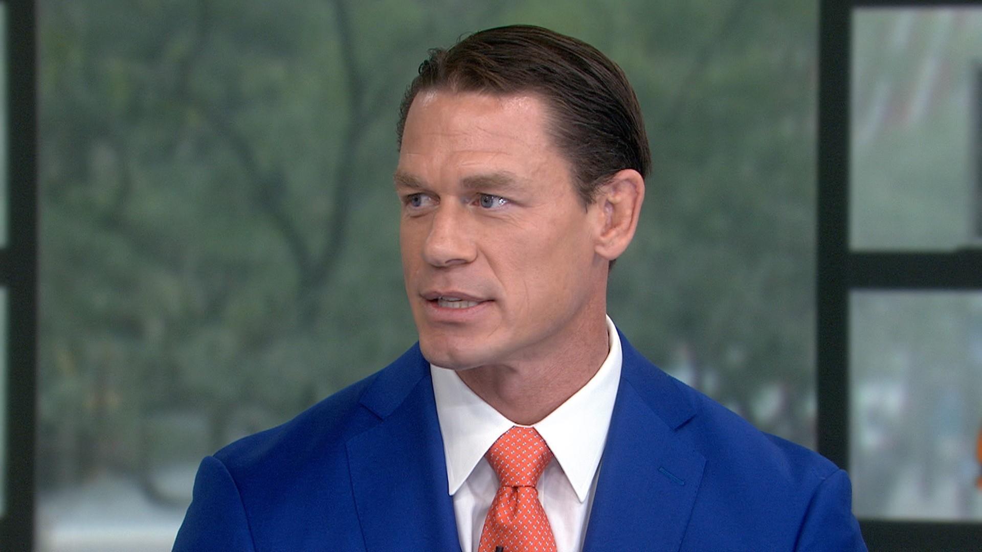 John Cena Haircut Style Topsimages