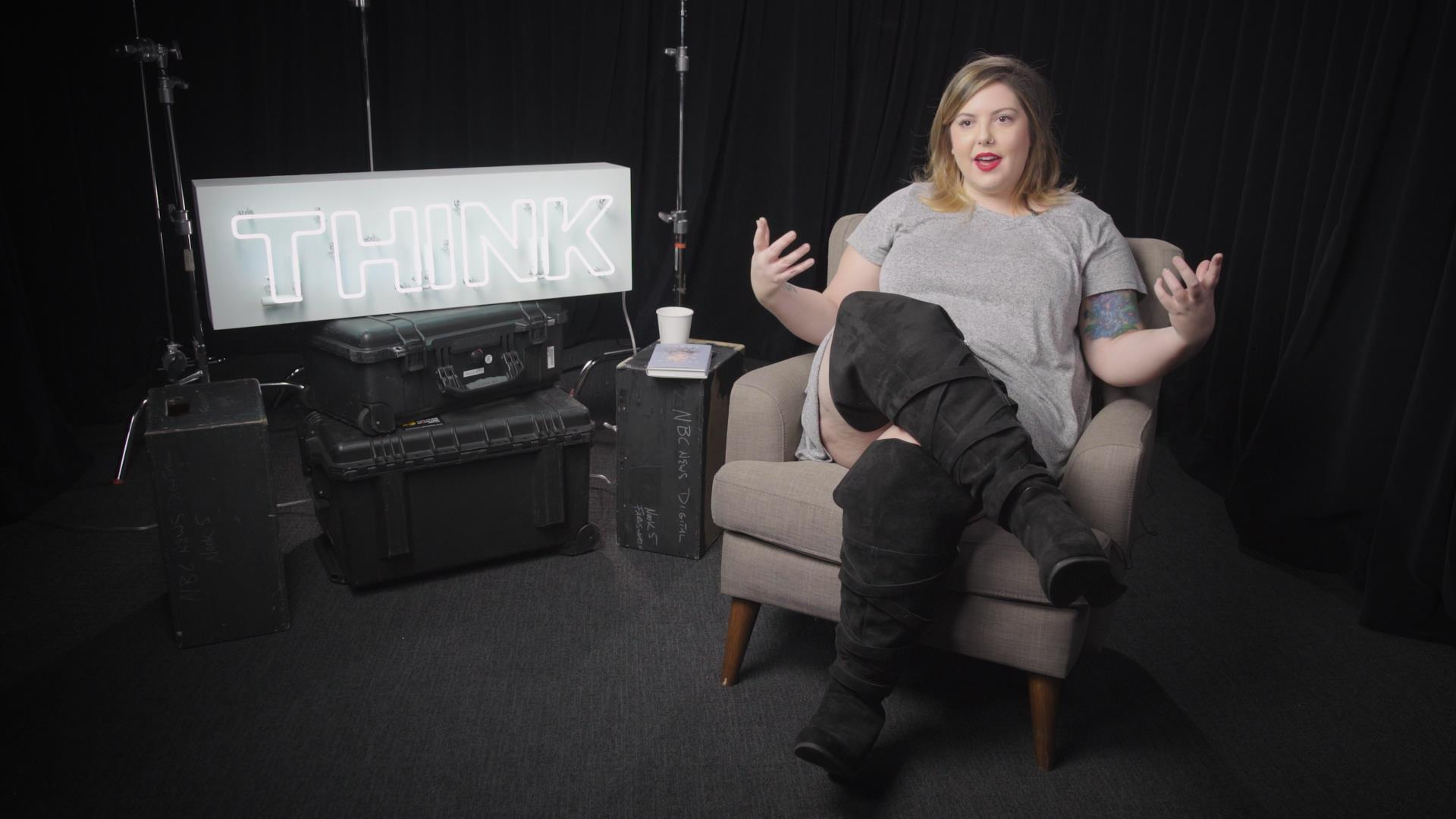 Mary Lambert gets candid about poetry, trauma and being a child of incest