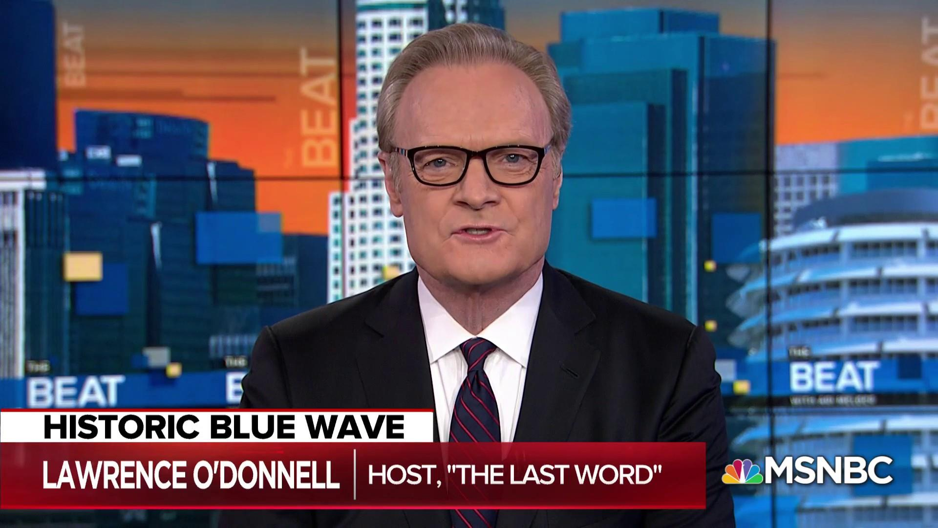 Lawrence O'Donnell calls out media for Trump's birther lies