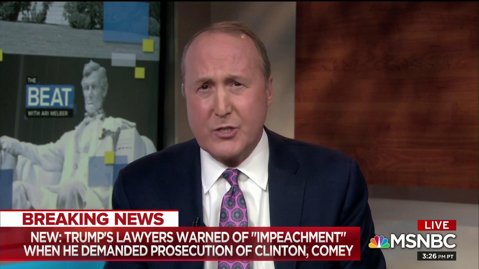 Fmr. DOJ Prosecutor: I could draft Trump indictment right now