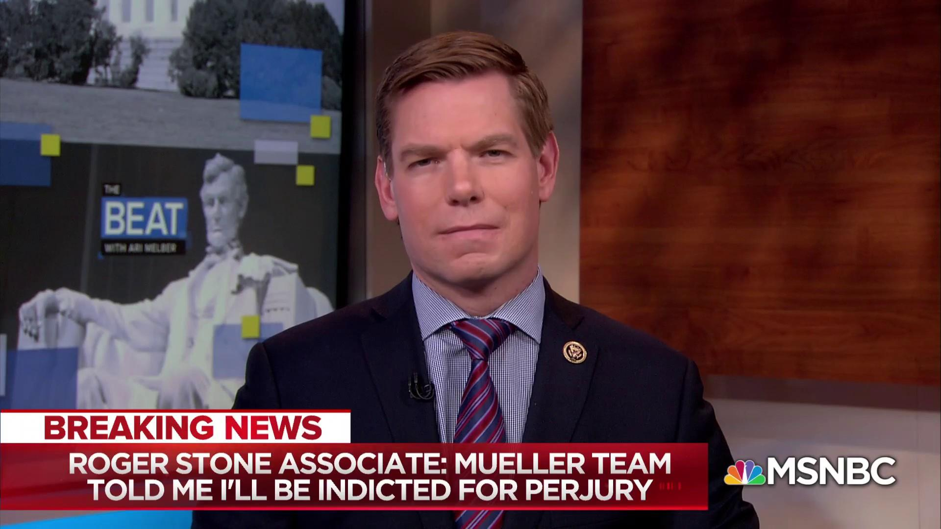Rep. Swalwell: 'The days of Presidential immunity are over'
