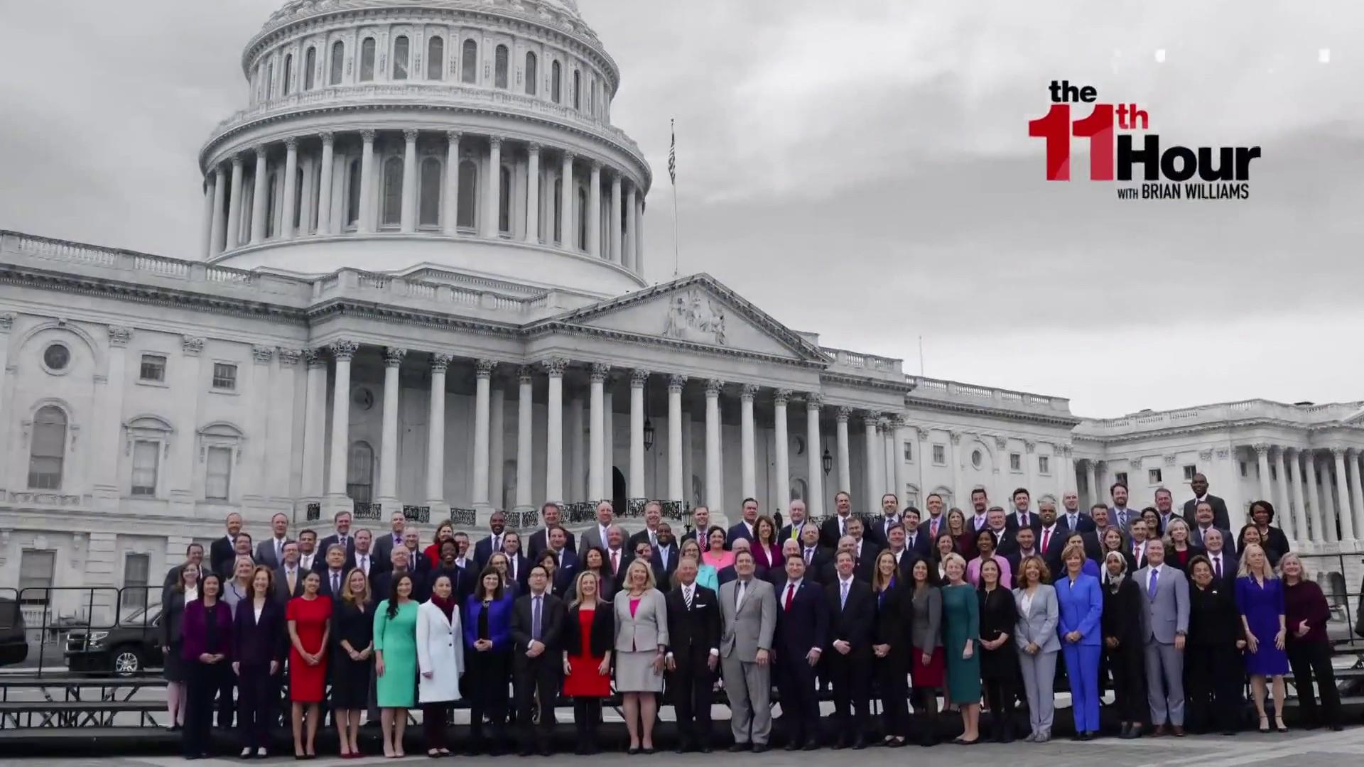 Who will lead in the next House & will Dems be a check on Trump?