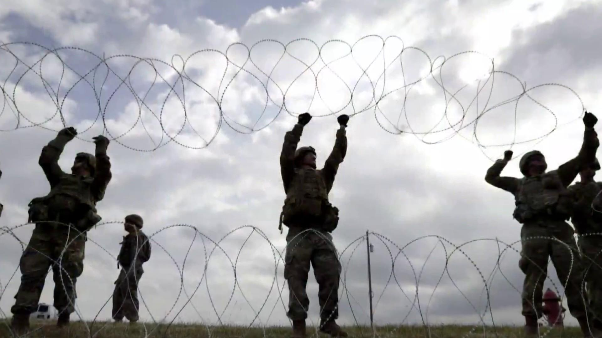 NYT: Pentagon calls southern border deployment an 'expensive waste'