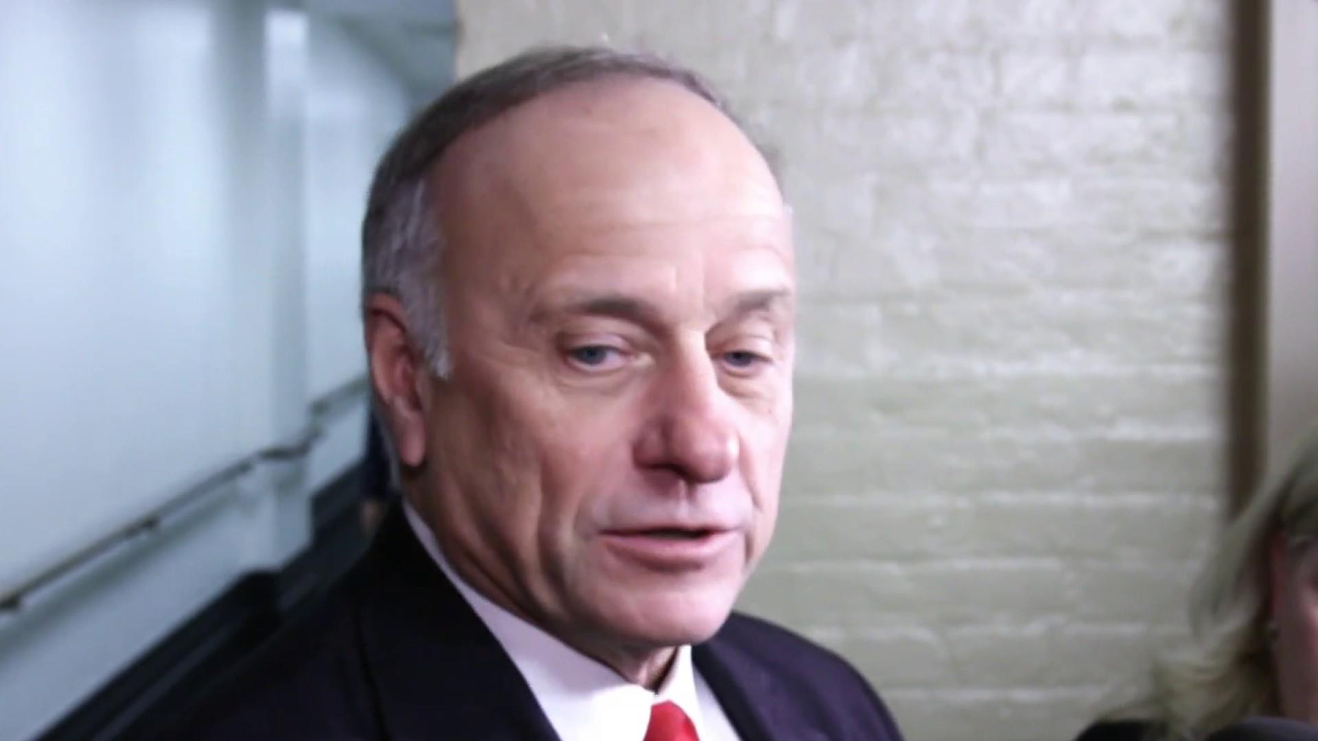 Steve King recycles four year old ad