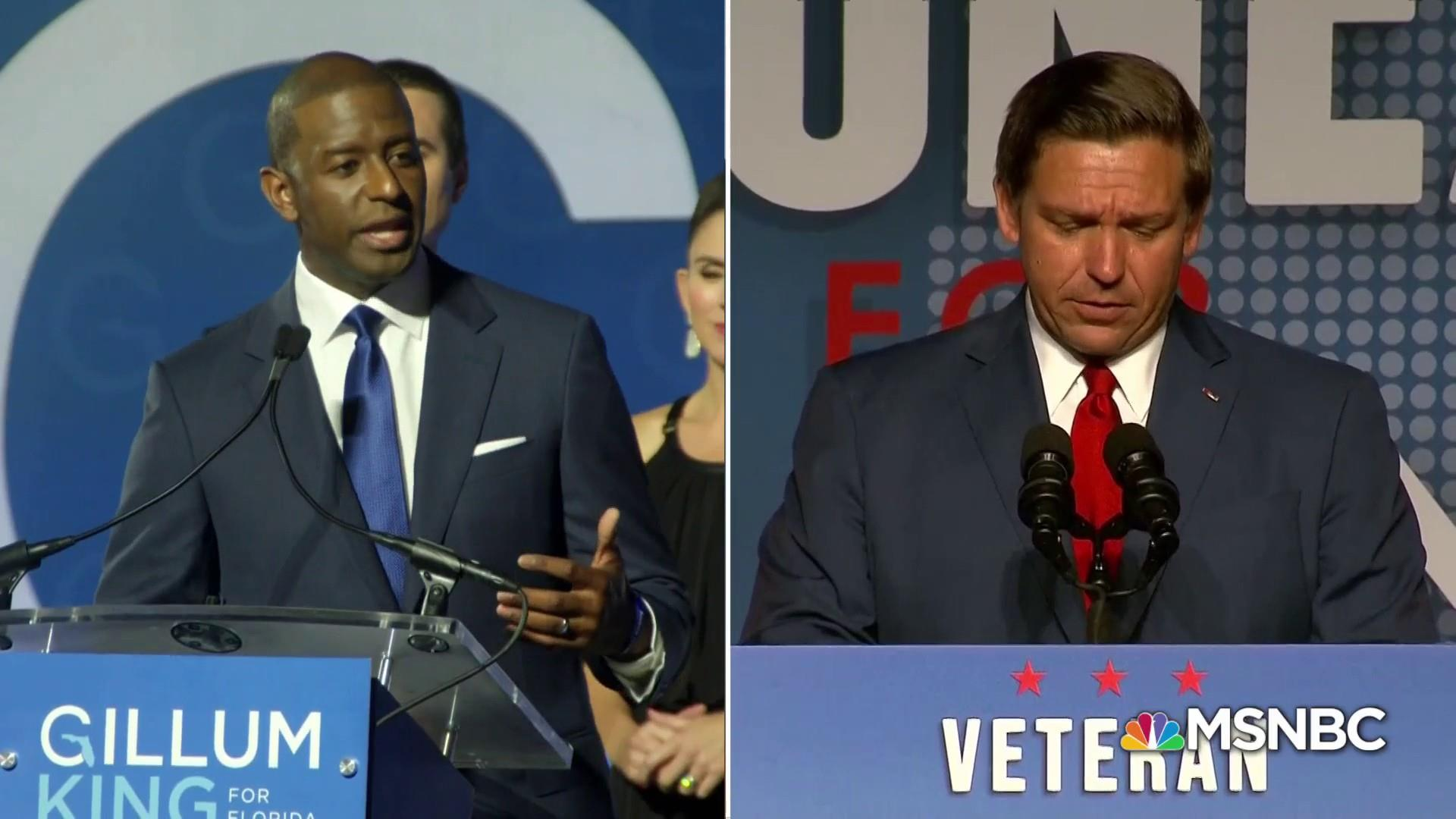 Andrew Gillum to make surprise address to Democratic donors amid 2020 buzz