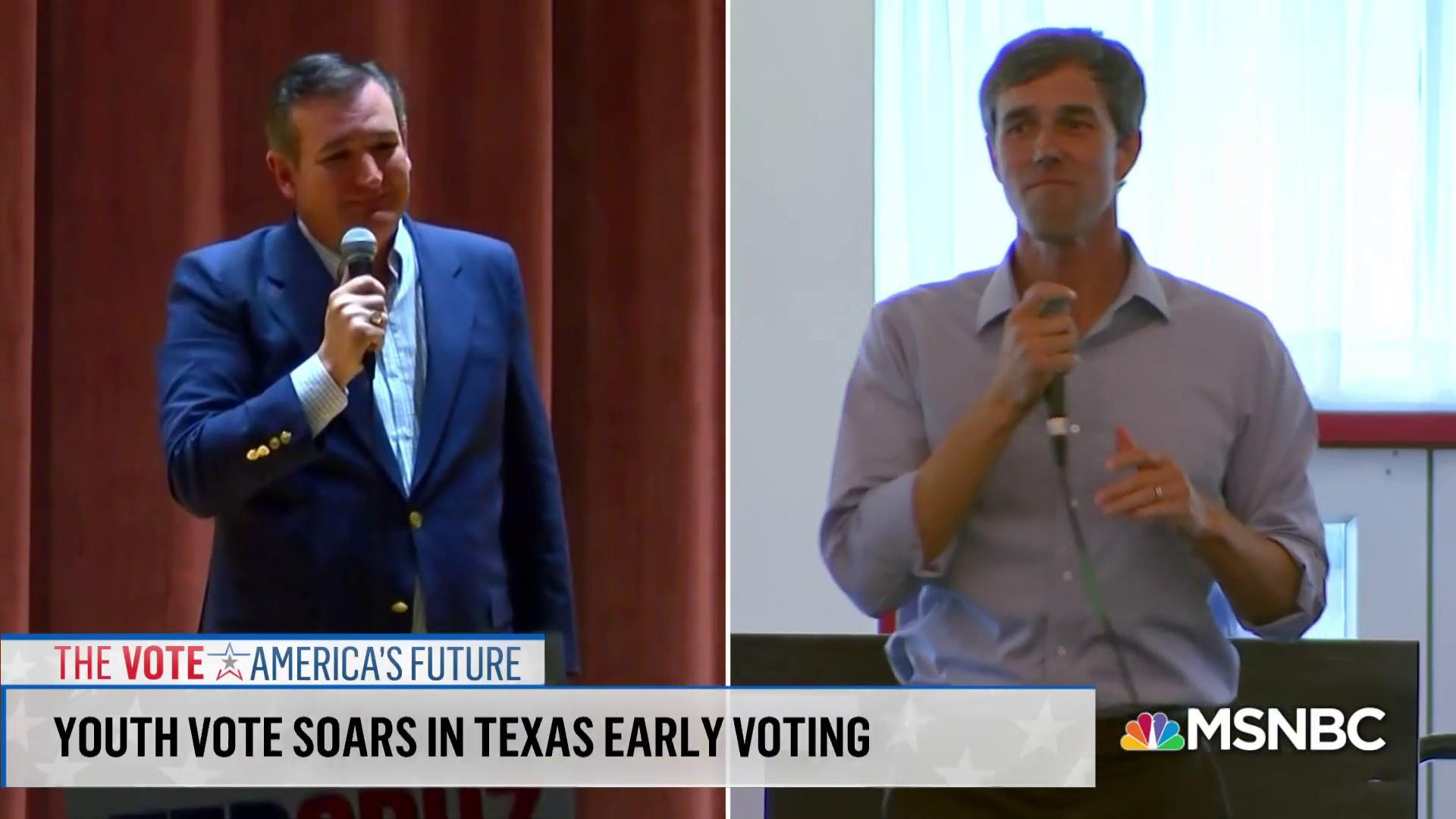 Tiffany Cross: I'm actually not counting out Beto O'Rourke