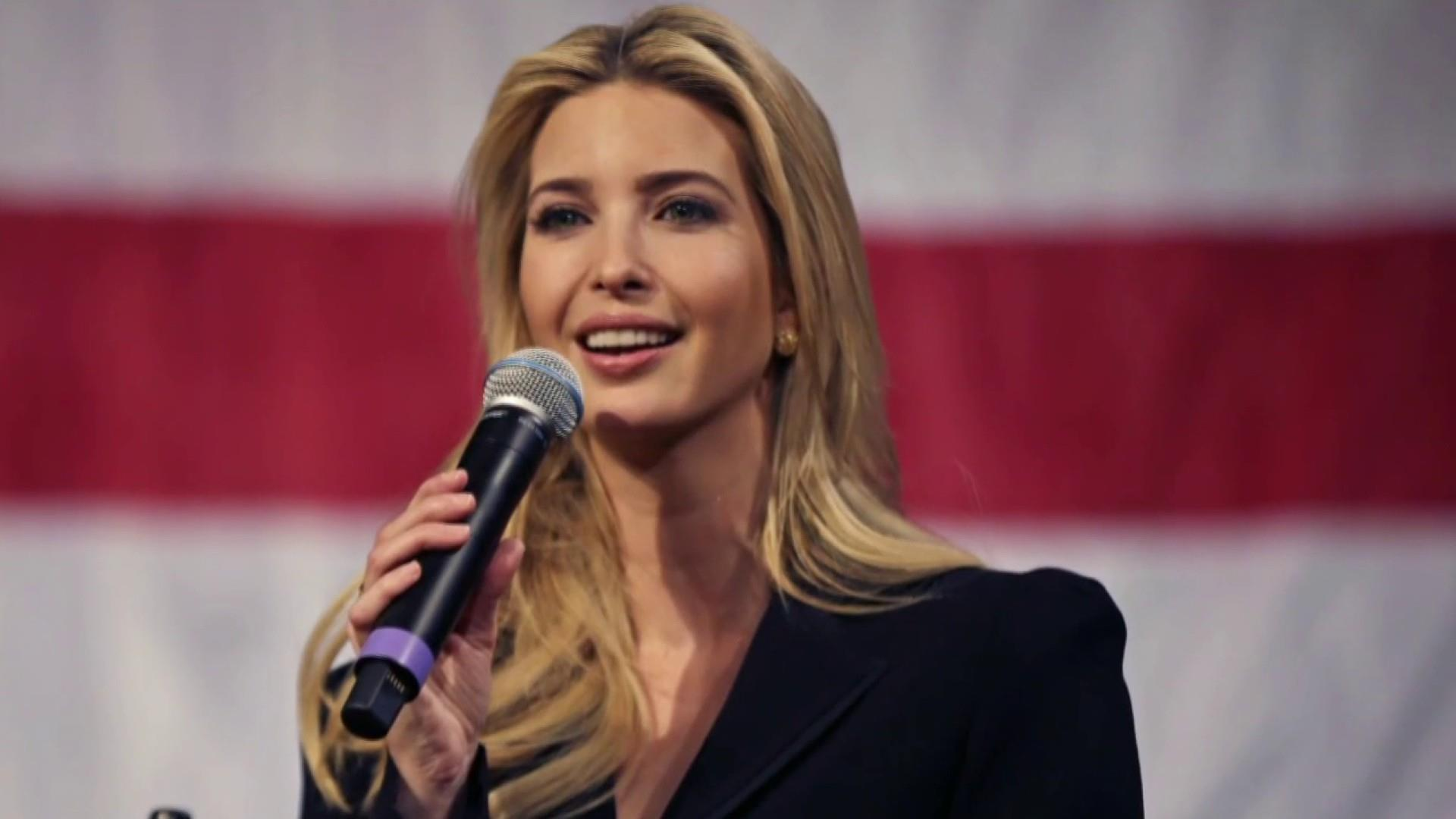 Report: Ivanka Trump used private e-mail for government business