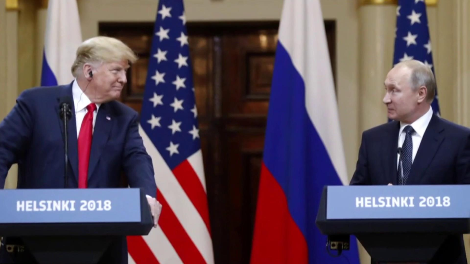 Trump cancels Putin meeting after Cohen admits he lied about Moscow project