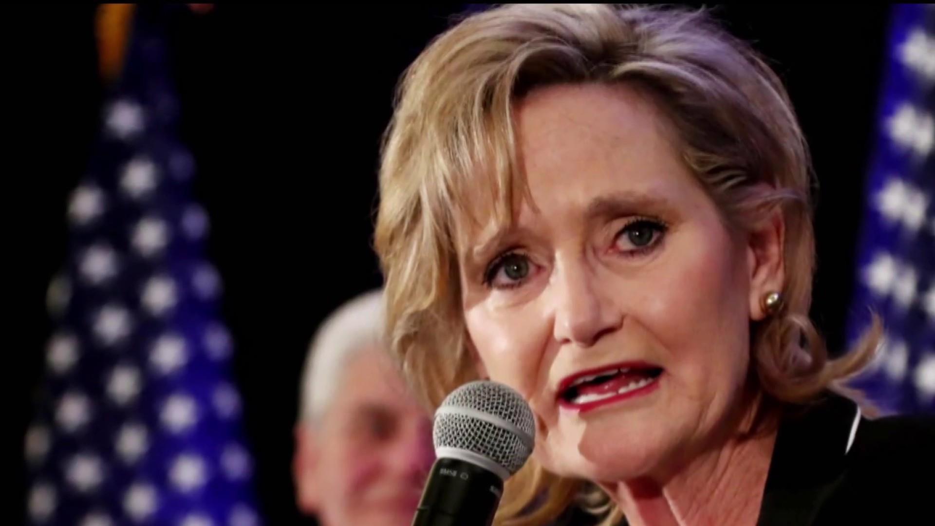 Hyde-Smith gets 'big turnout,' wins Senate contest