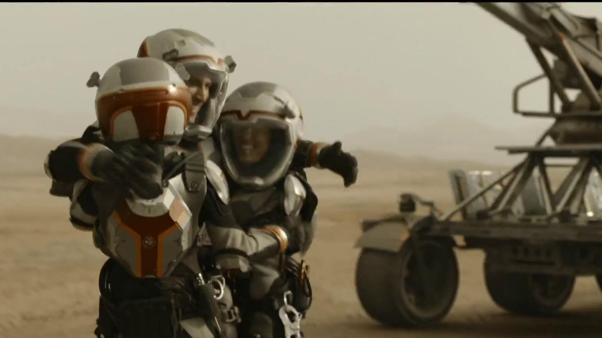 Ron Howard: Human drama takes shape in 'Mars'