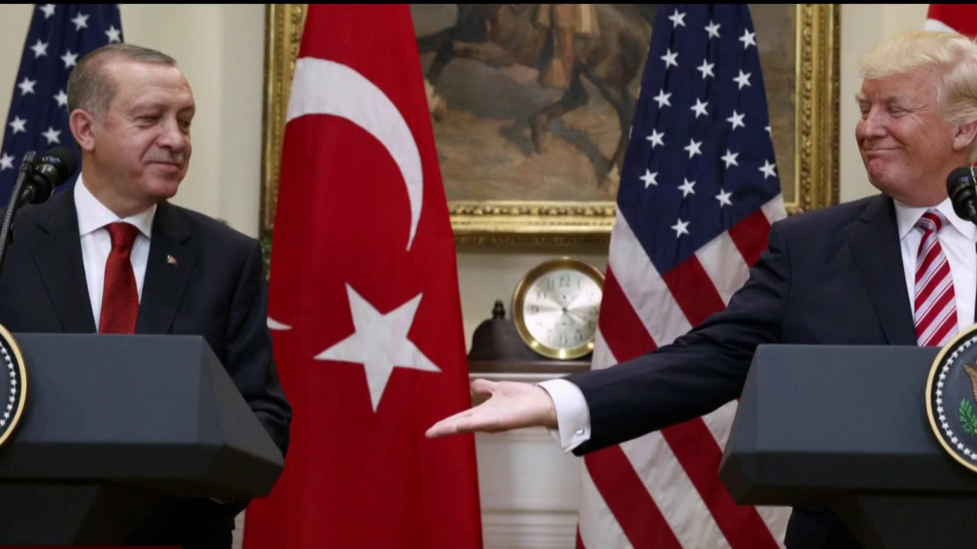 White House considers expelling Erdogan foe from US
