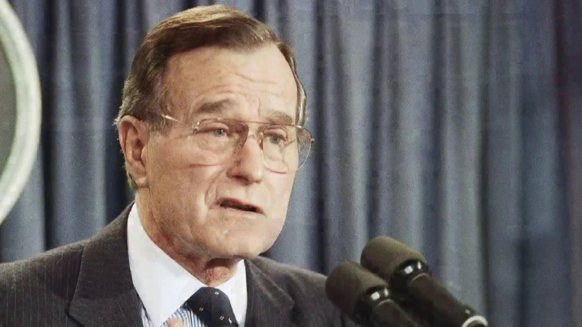 Brokaw: Bush the final president from the 'Greatest Generation'