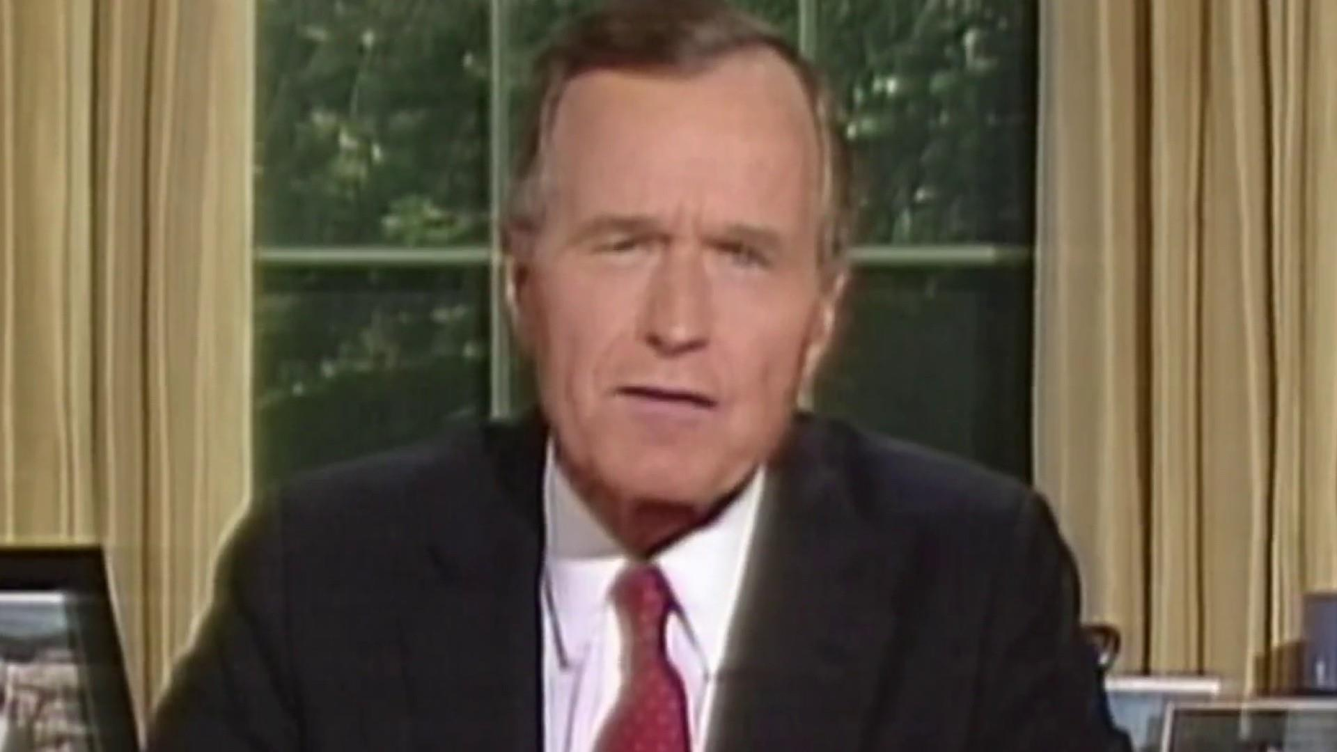 McCaffrey: Bush 'understood the consequences of war'