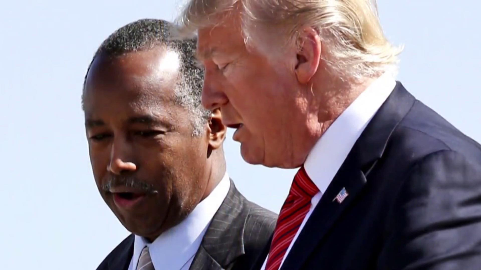 HUD housing conditions worsening under Ben Carson