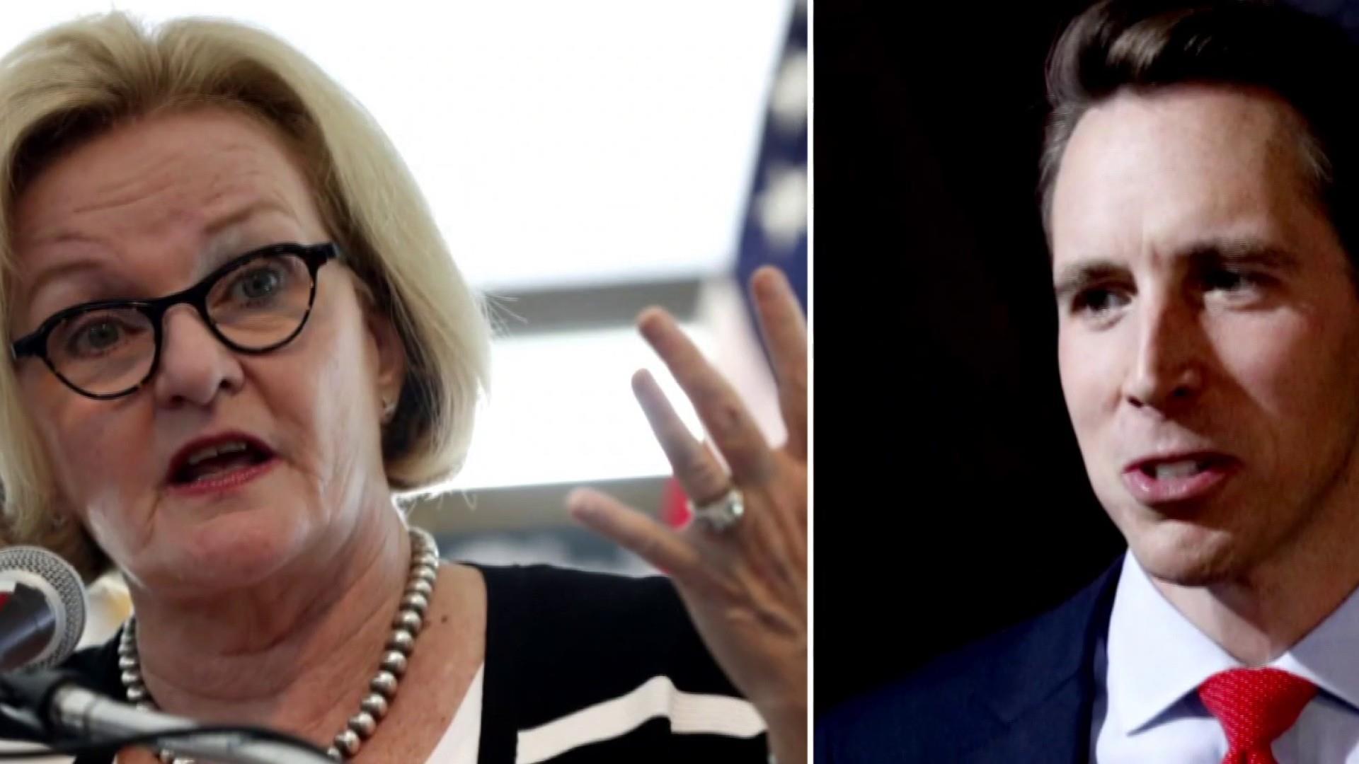Missouri Senate race: McCaskill's closing argument