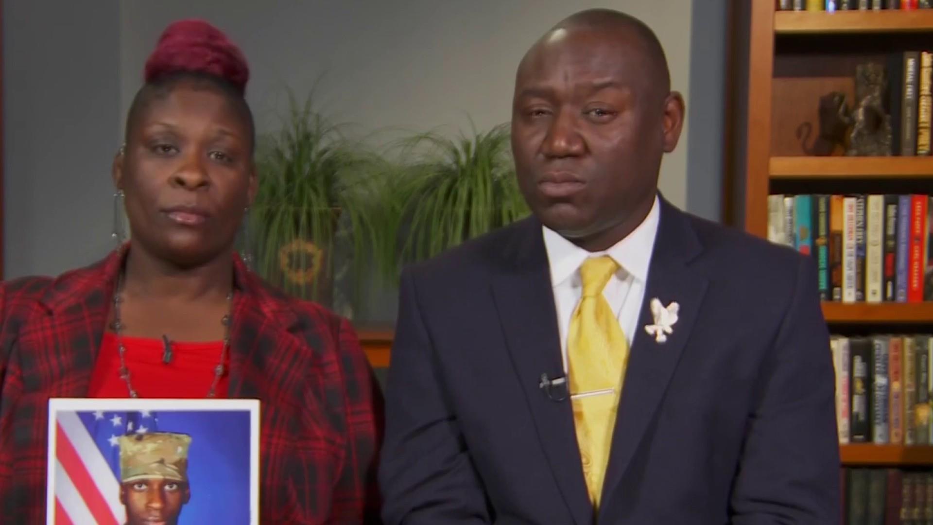 E.J. Bradford's family calls for release of police video