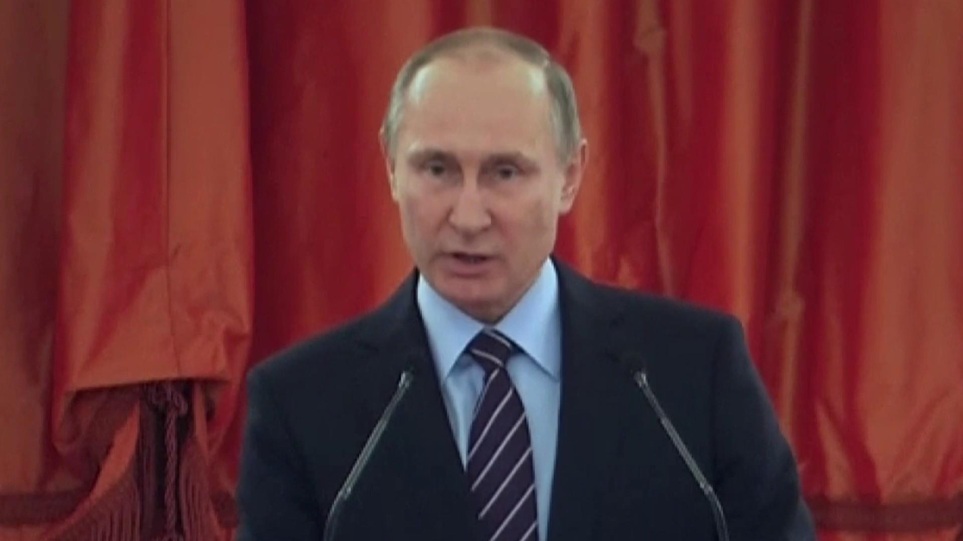 President Trump cancels G20 meeting with Vladimir Putin