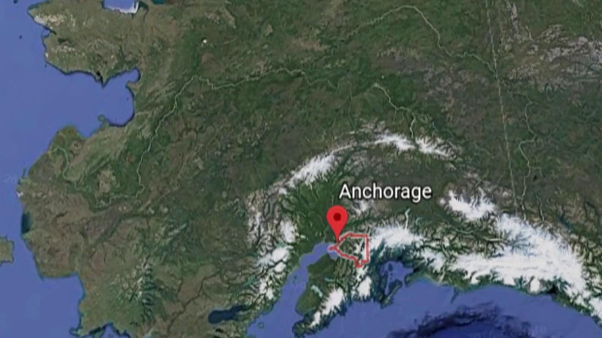 Alaska under tsunami watch after 7.0 earthquake hits near Anchorage