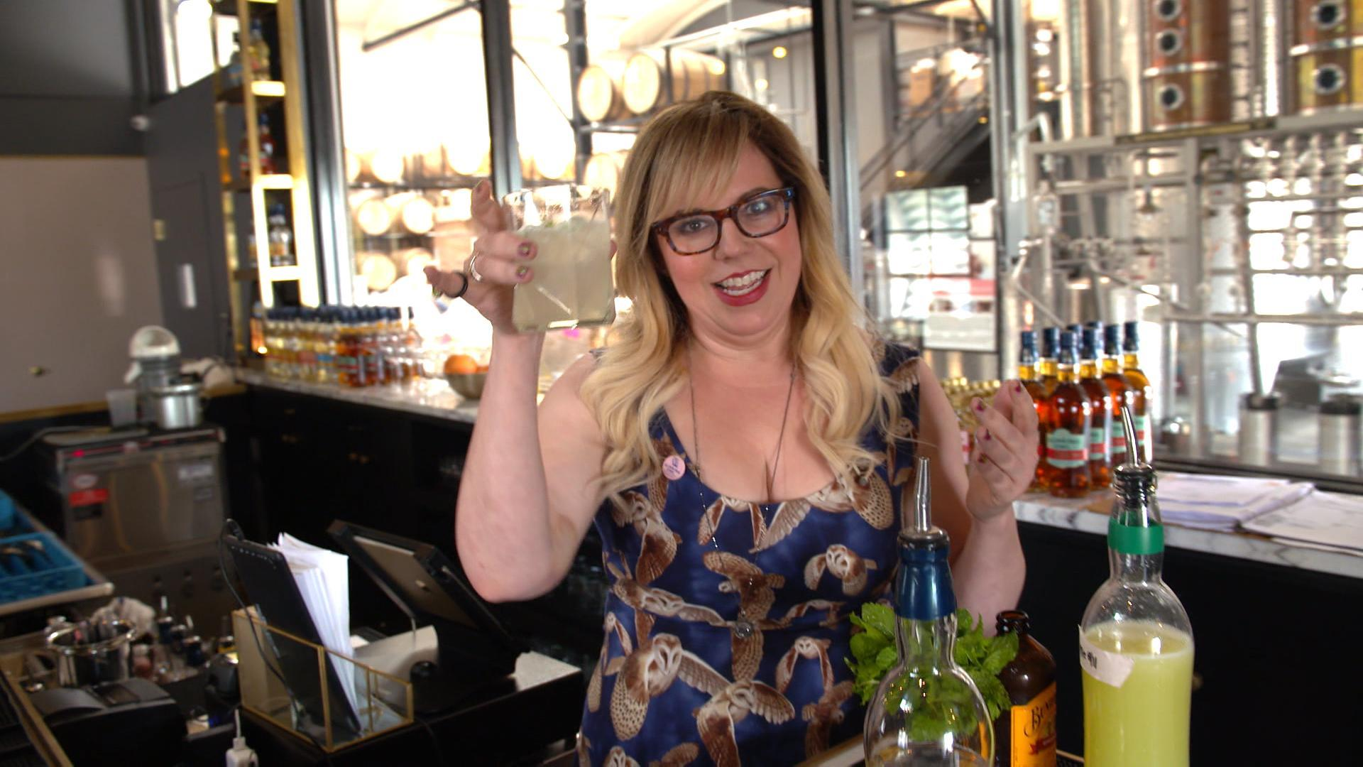 Biz Star: Kirsten Vangsness Shakes Things Up in the Gin Industry