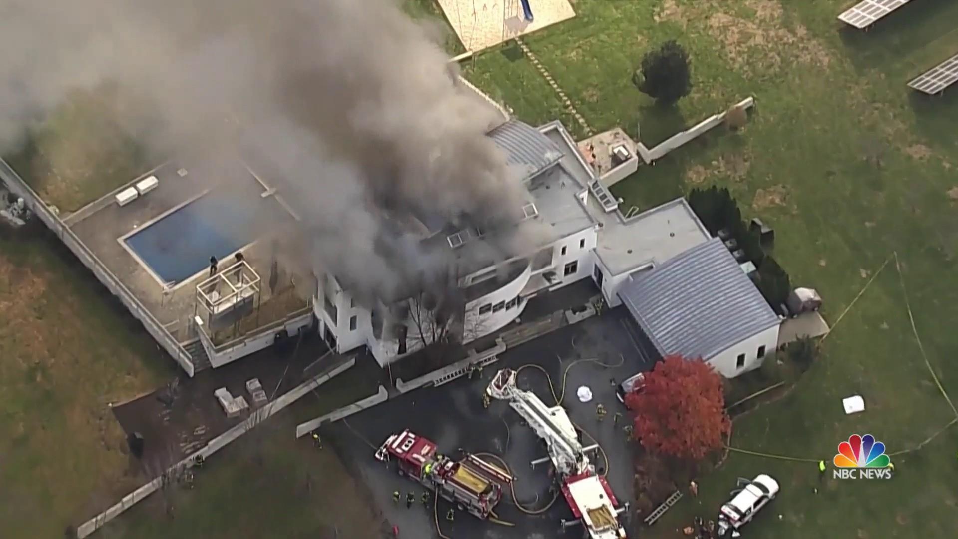 Four people dead in New Jersey fire mystery