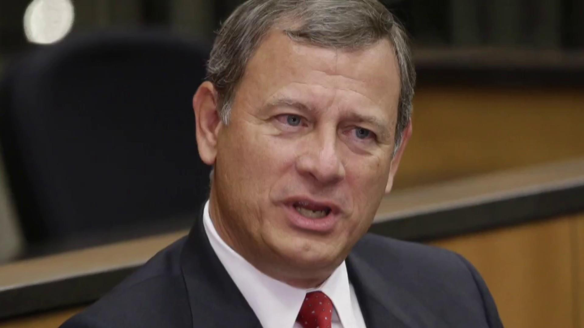 In rare rebuke, Chief Justice Roberts slams Trump for comment about 'Obama judge'