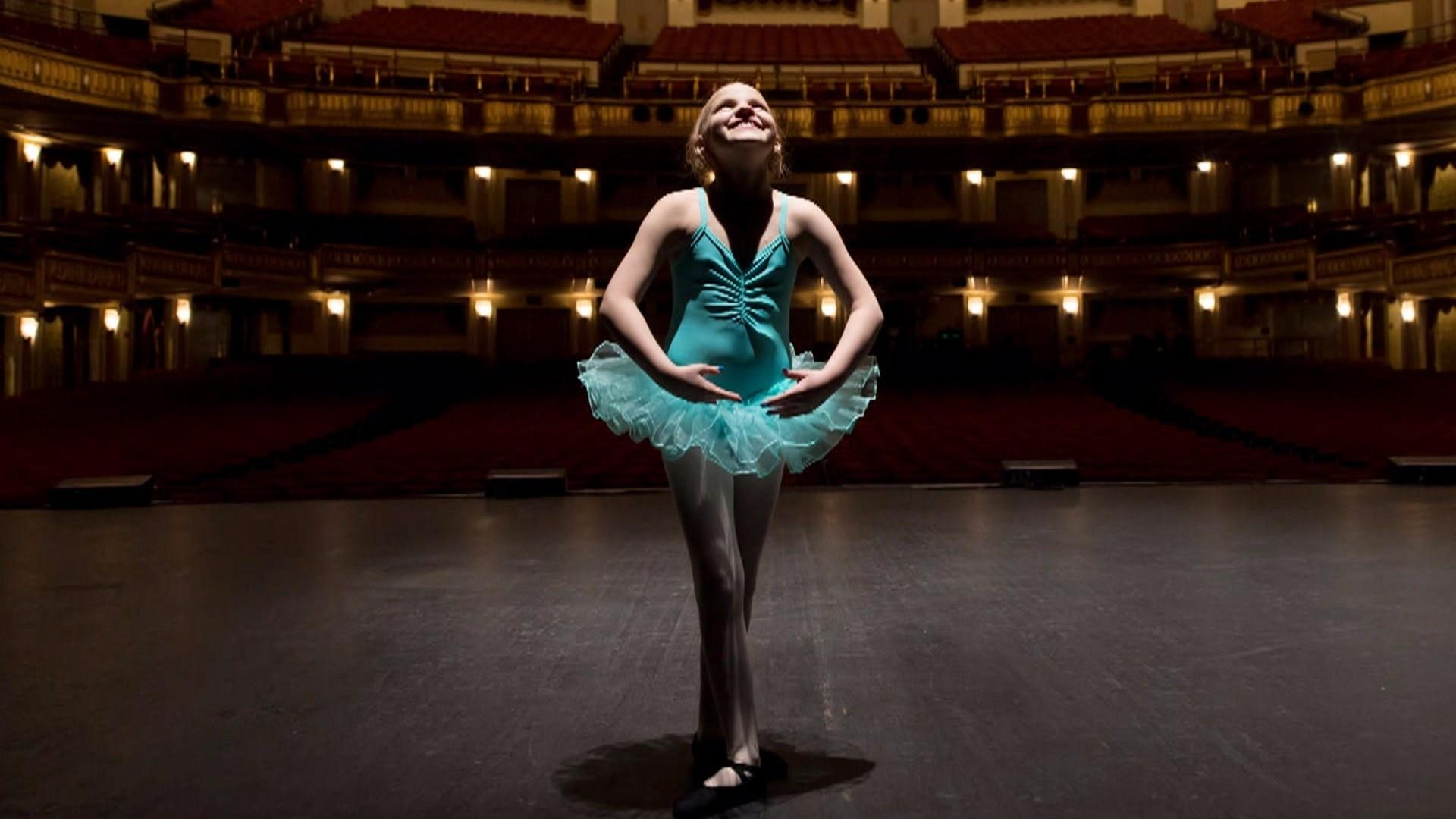 A Dancer's Dream: Aubrey Takes The Stage