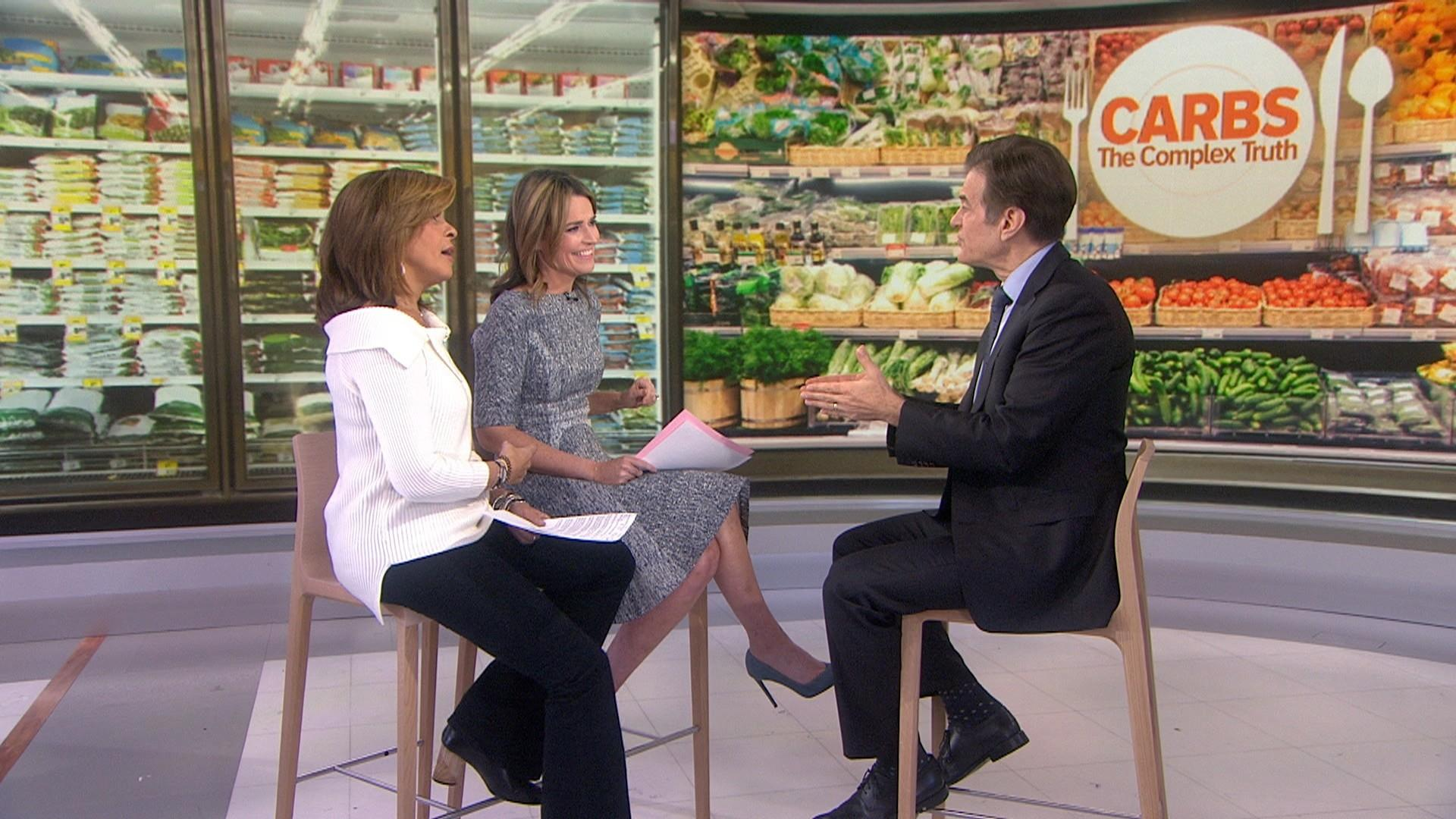 Low-carb diet is best for weight loss? Dr  Oz talks new study