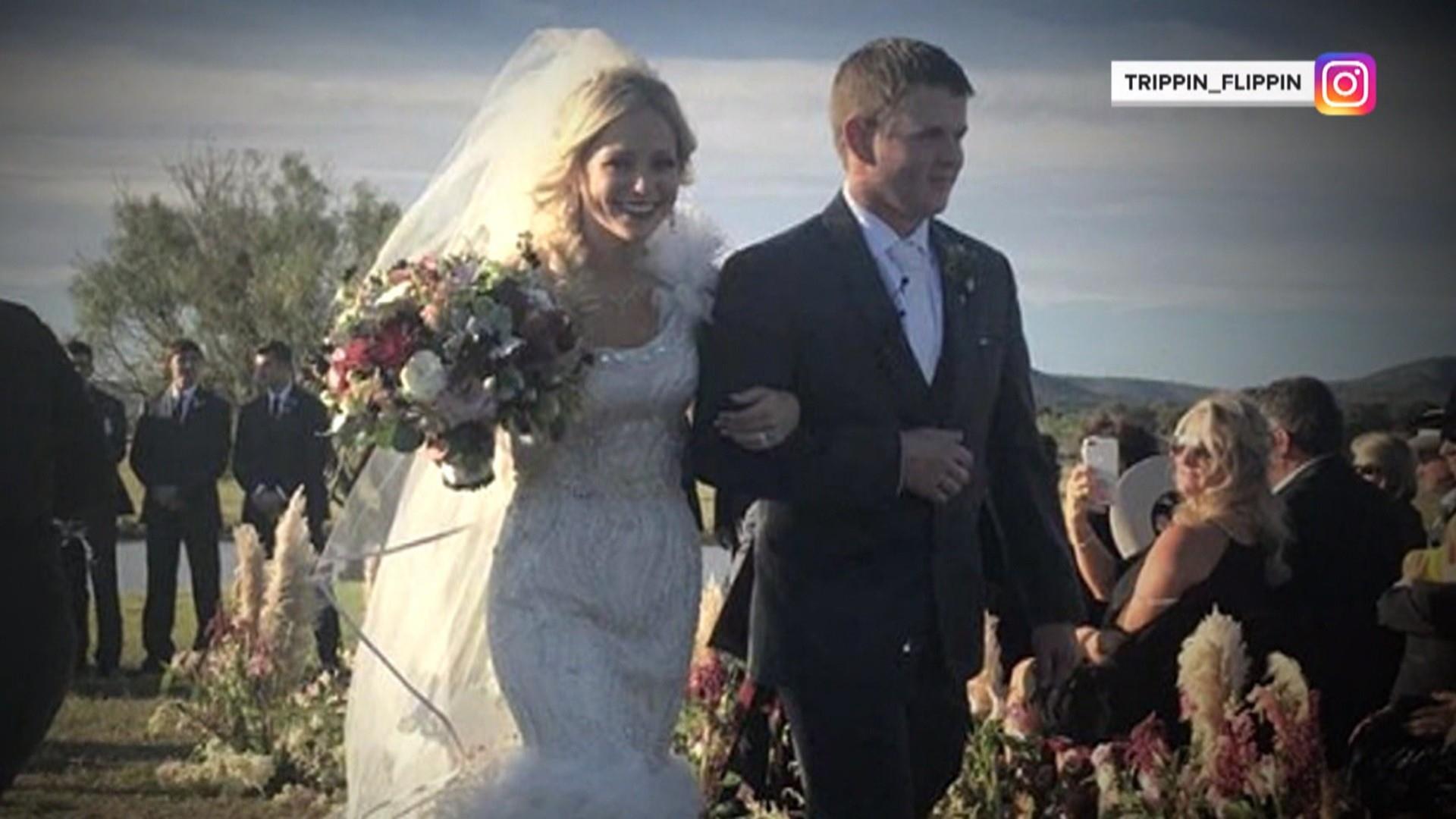 Wedding Helicopter Crash.Newlyweds Killed In Helicopter Crash Leaving Wedding Ceremony