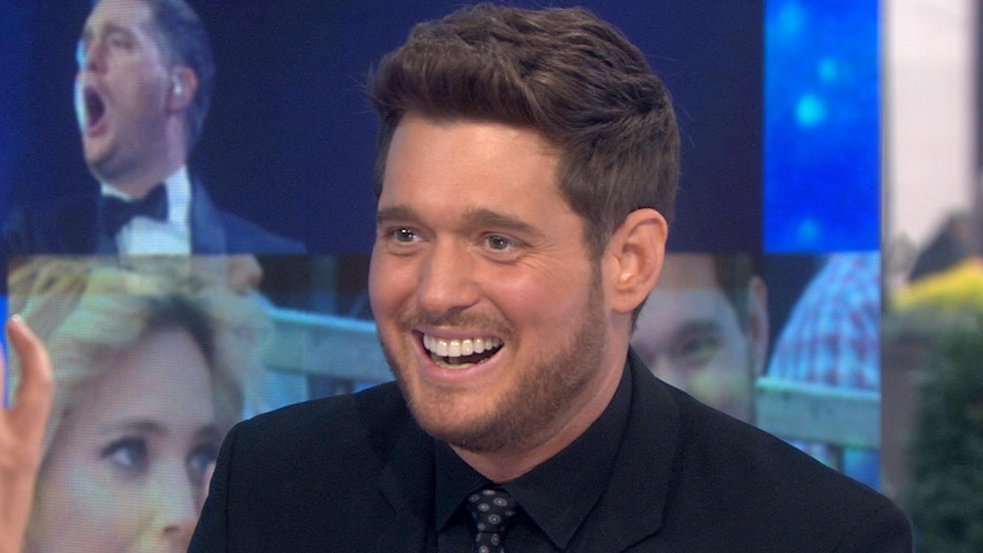 Michael Bublé Breaks Down Over Son During Carpool Karaoke Michael Bublé Breaks Down Over Son During Carpool Karaoke new photo