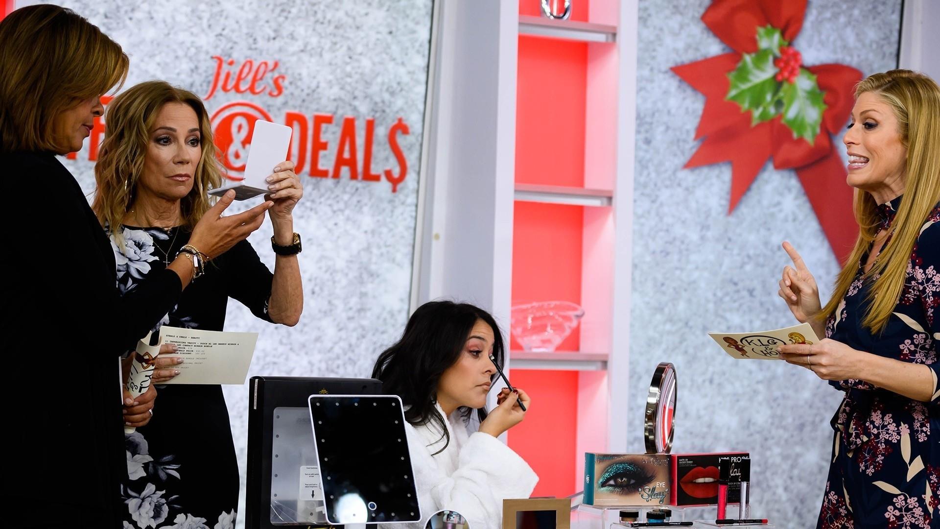 Jill S Steals And Deals For Beauty Vanity Set Nail Polish More