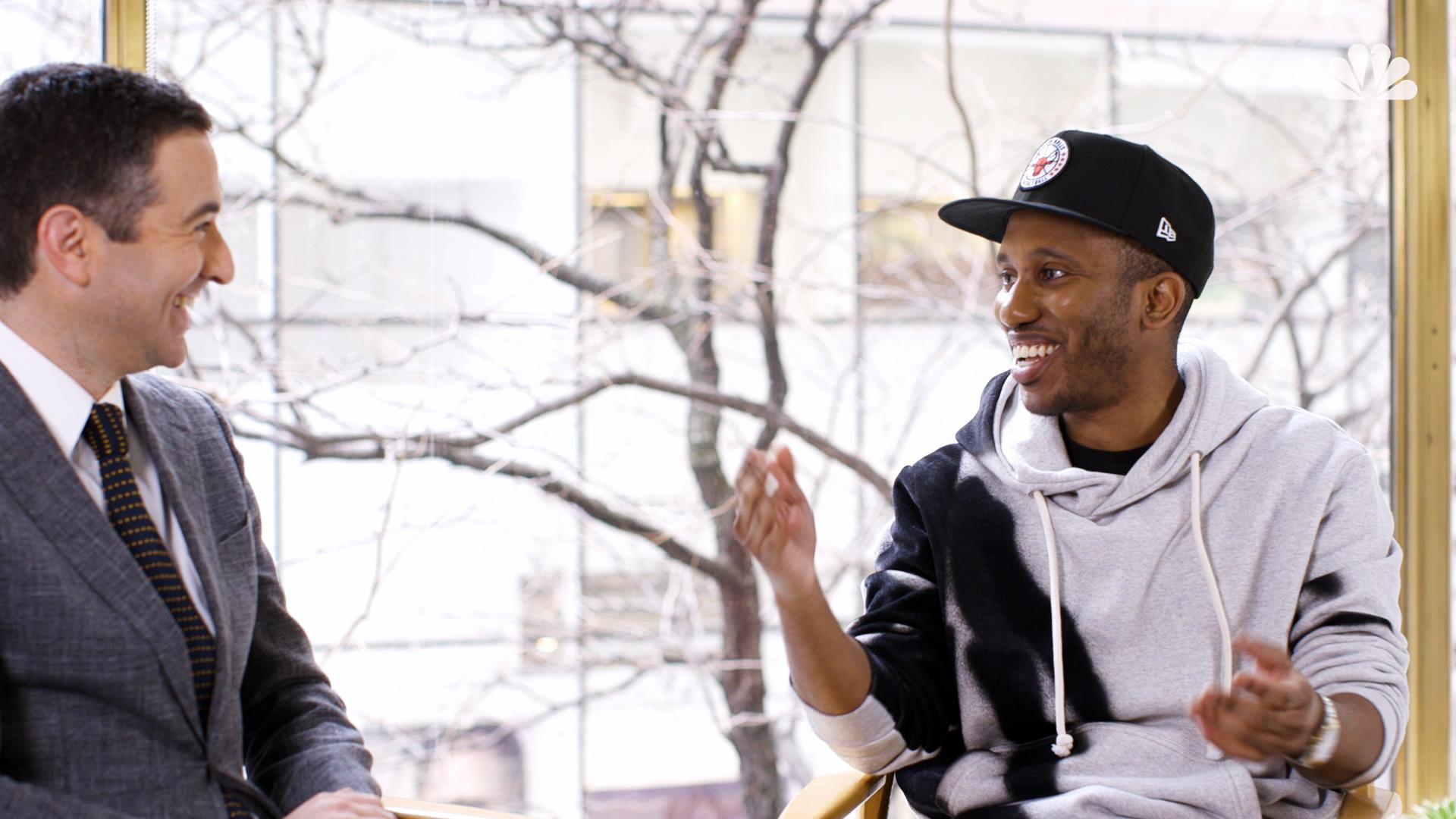 Chris Redd: How comedy can be a force for social change
