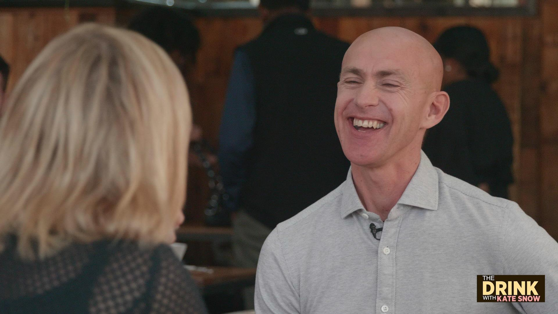 Buddhist monk to Headspace co-founder: Andy Puddicombe's journey to mindfulness