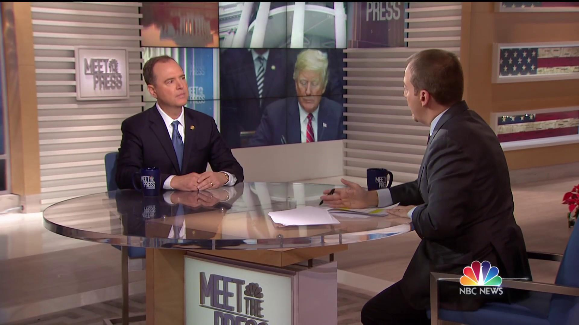 Full Schiff: U.S. response to Russia hacking 'has been influenced by something'