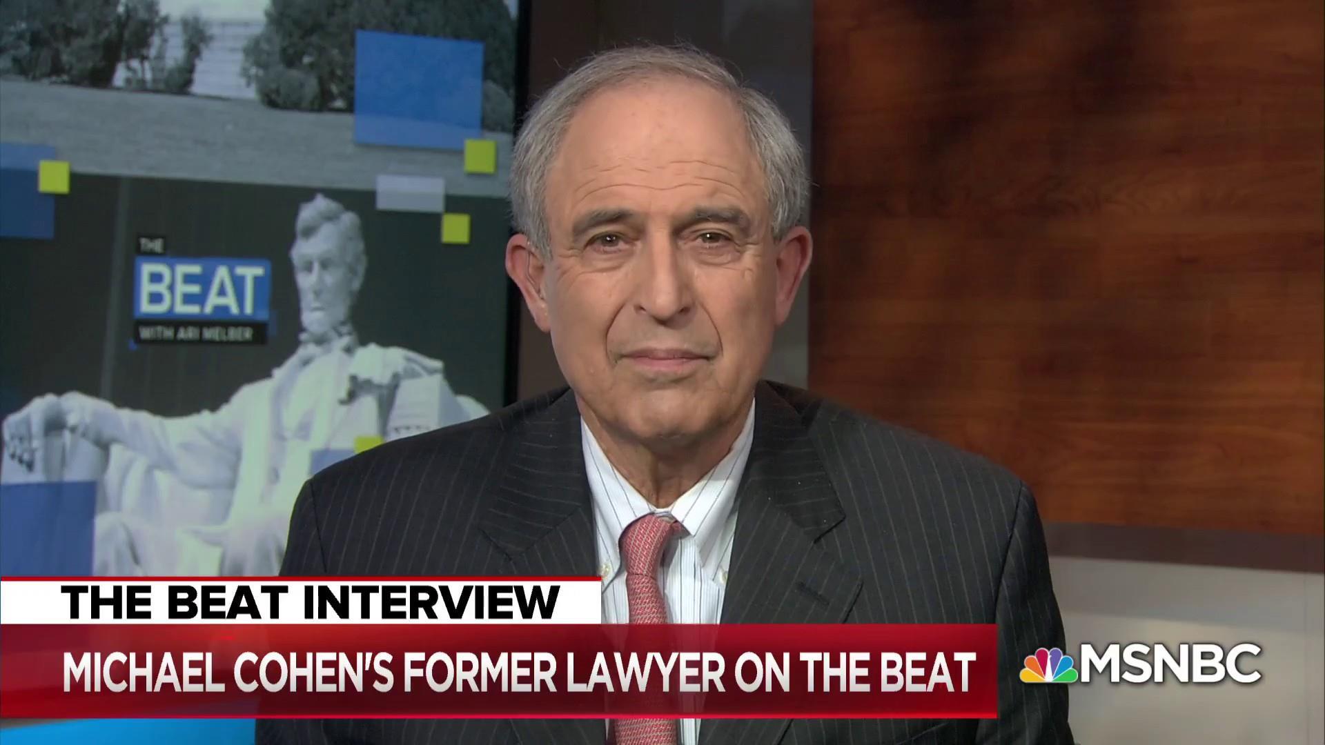 Michael Cohen's advisor: Trump should be 'indicted'