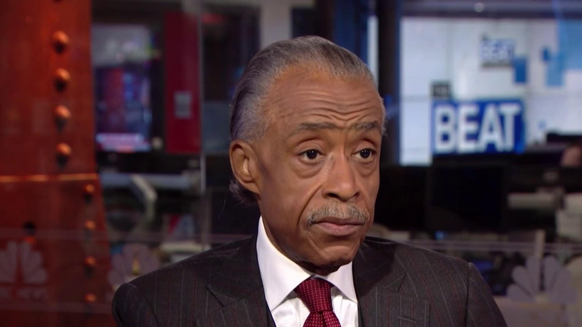 Rev. Al Sharpton: Cohen could cooperate with Mueller after jailing