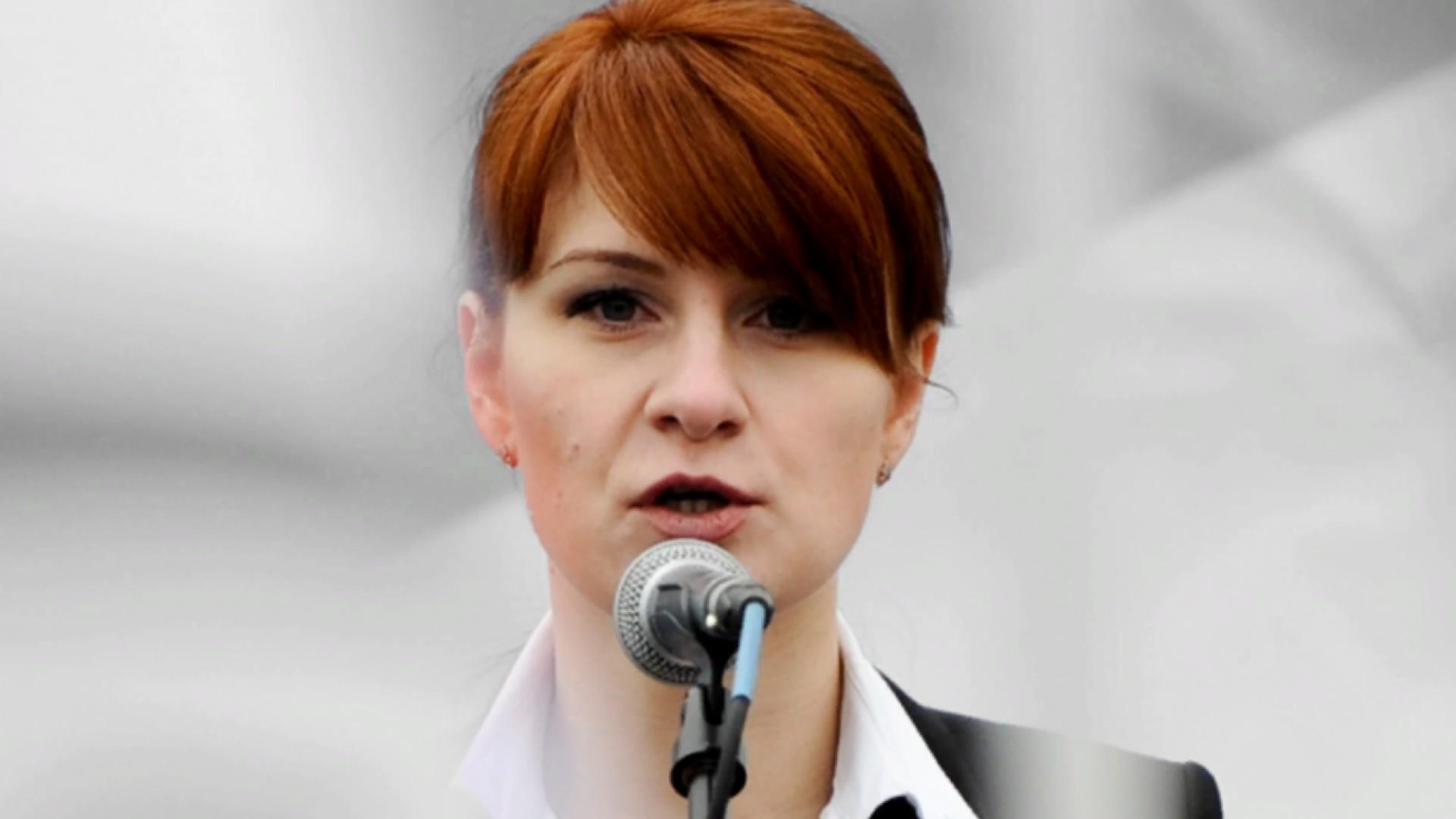 Putin: I asked around & no one knows anything about Maria Butina