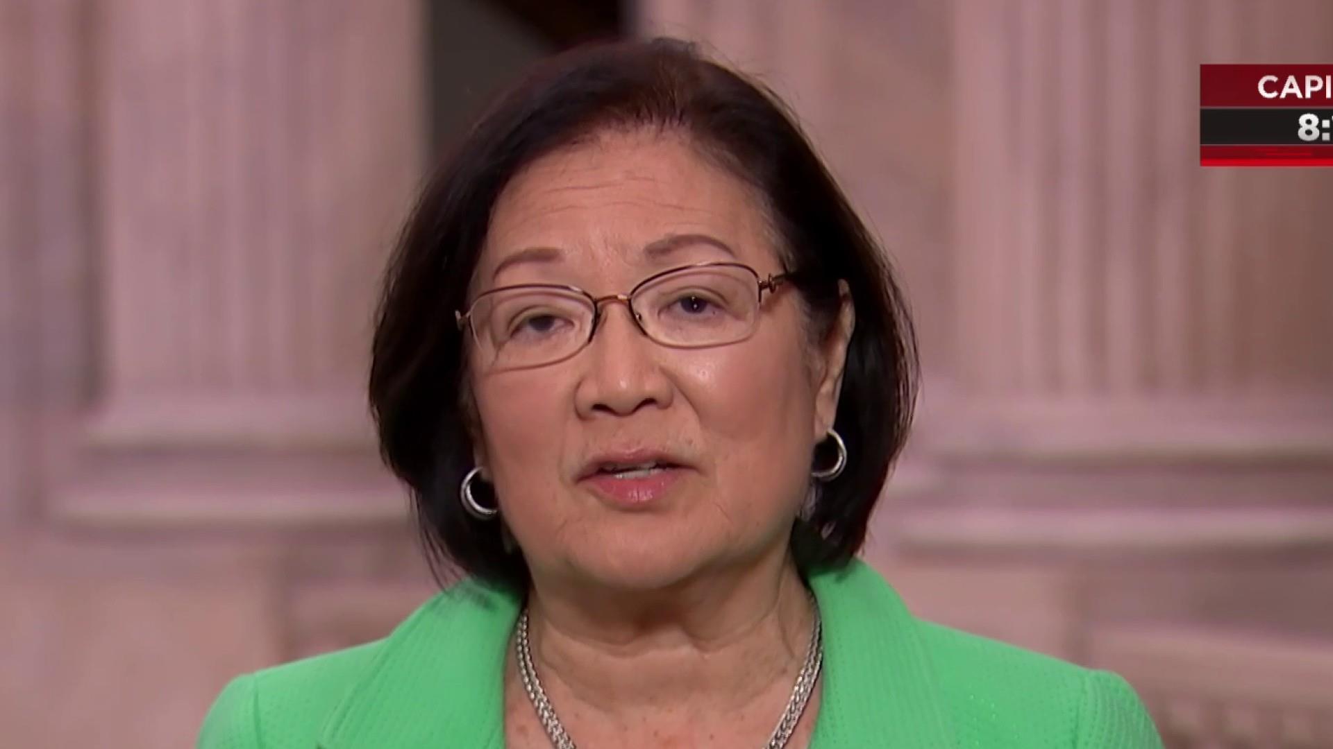 Sen. Hirono on the chaos in Washington