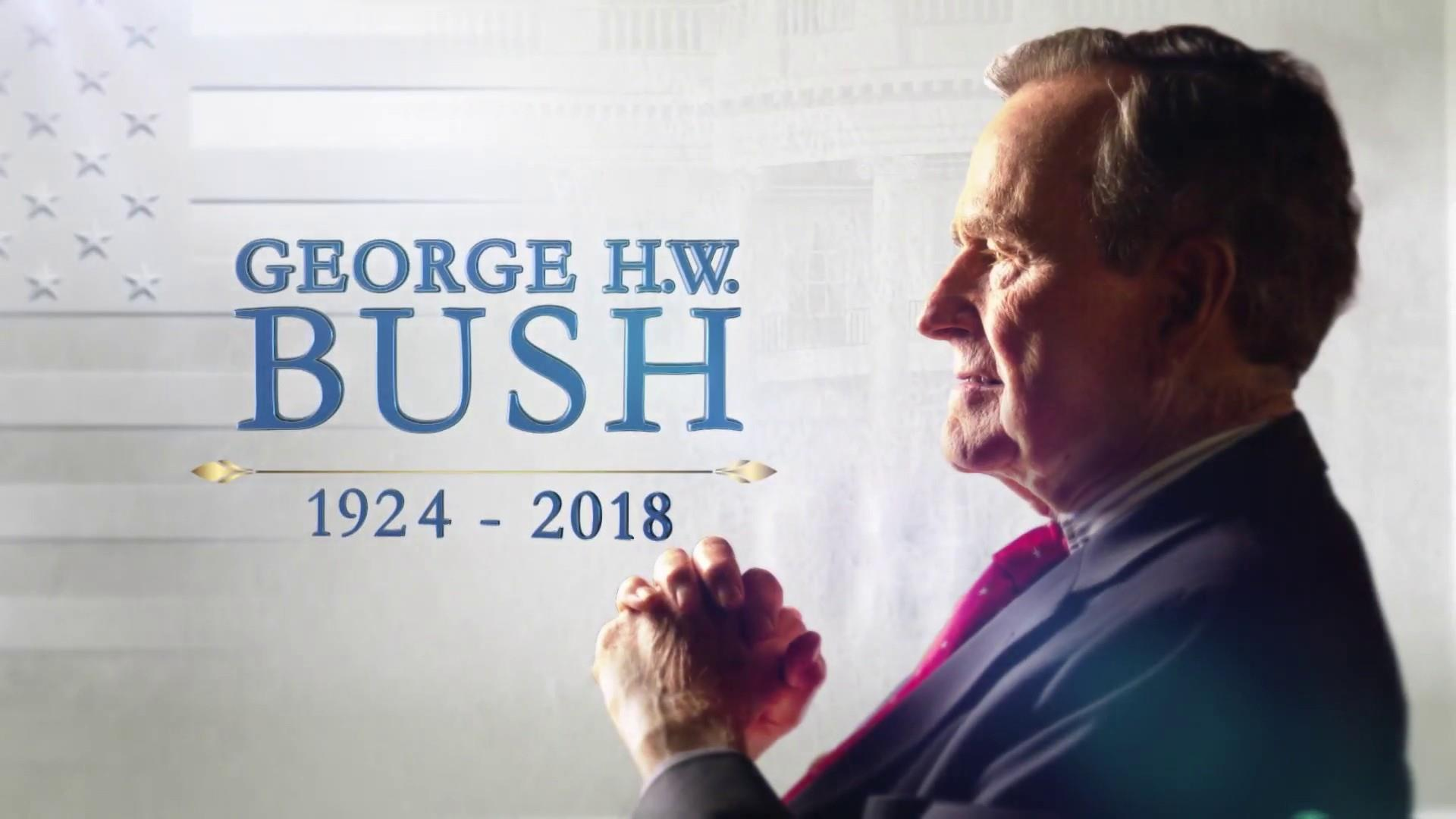 Doris Kearns Goodwin: George H.W. Bush was a good, decent man... how we yearn for that today