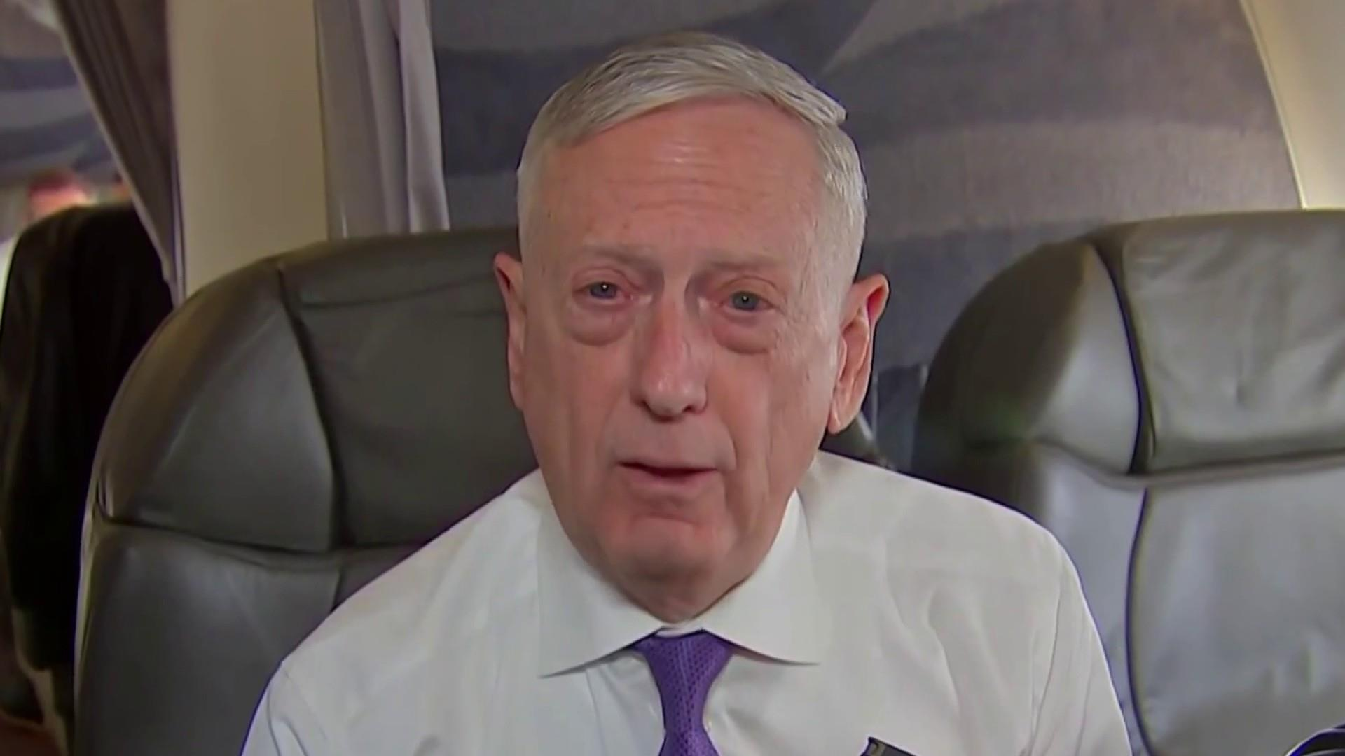 Trump infidelity to allies drives Mattis to resign in protest
