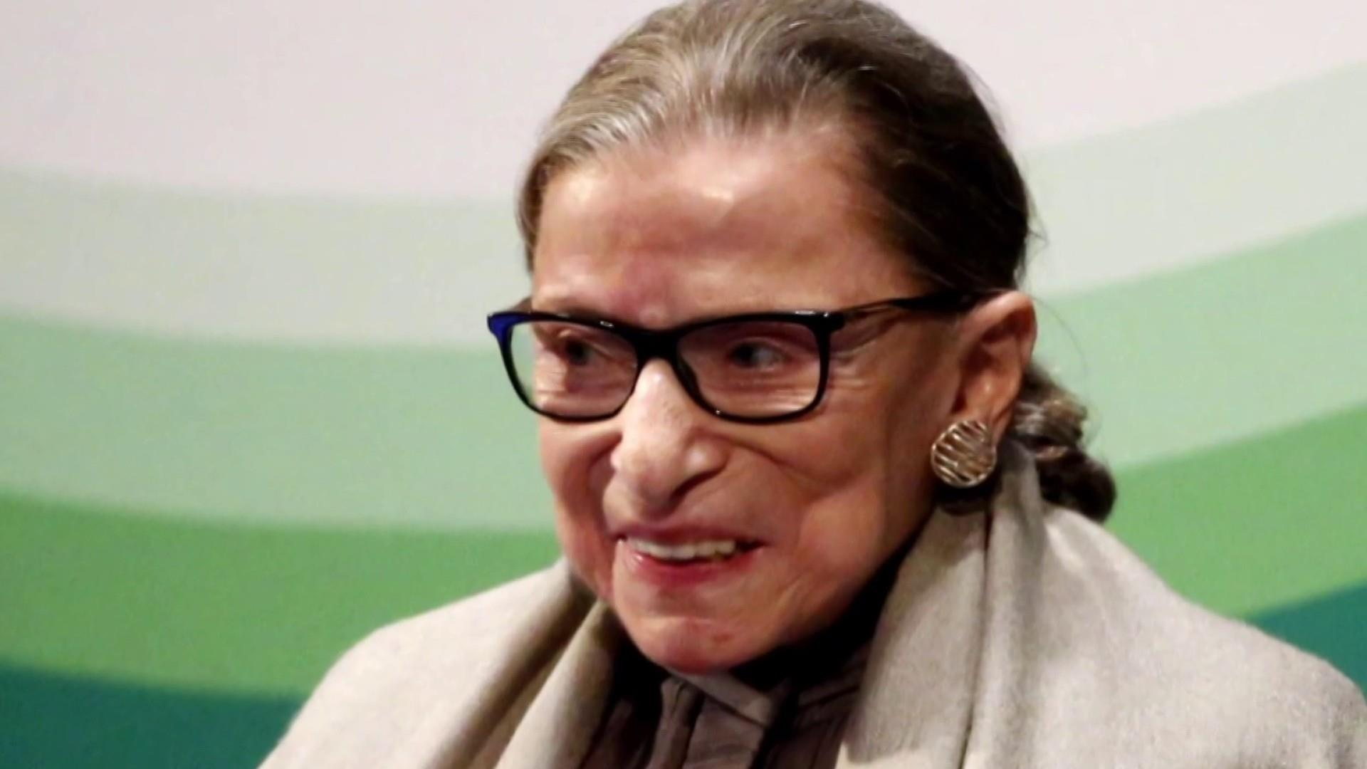 Ginsburg takes surgery in stride, 'resting comfortably'