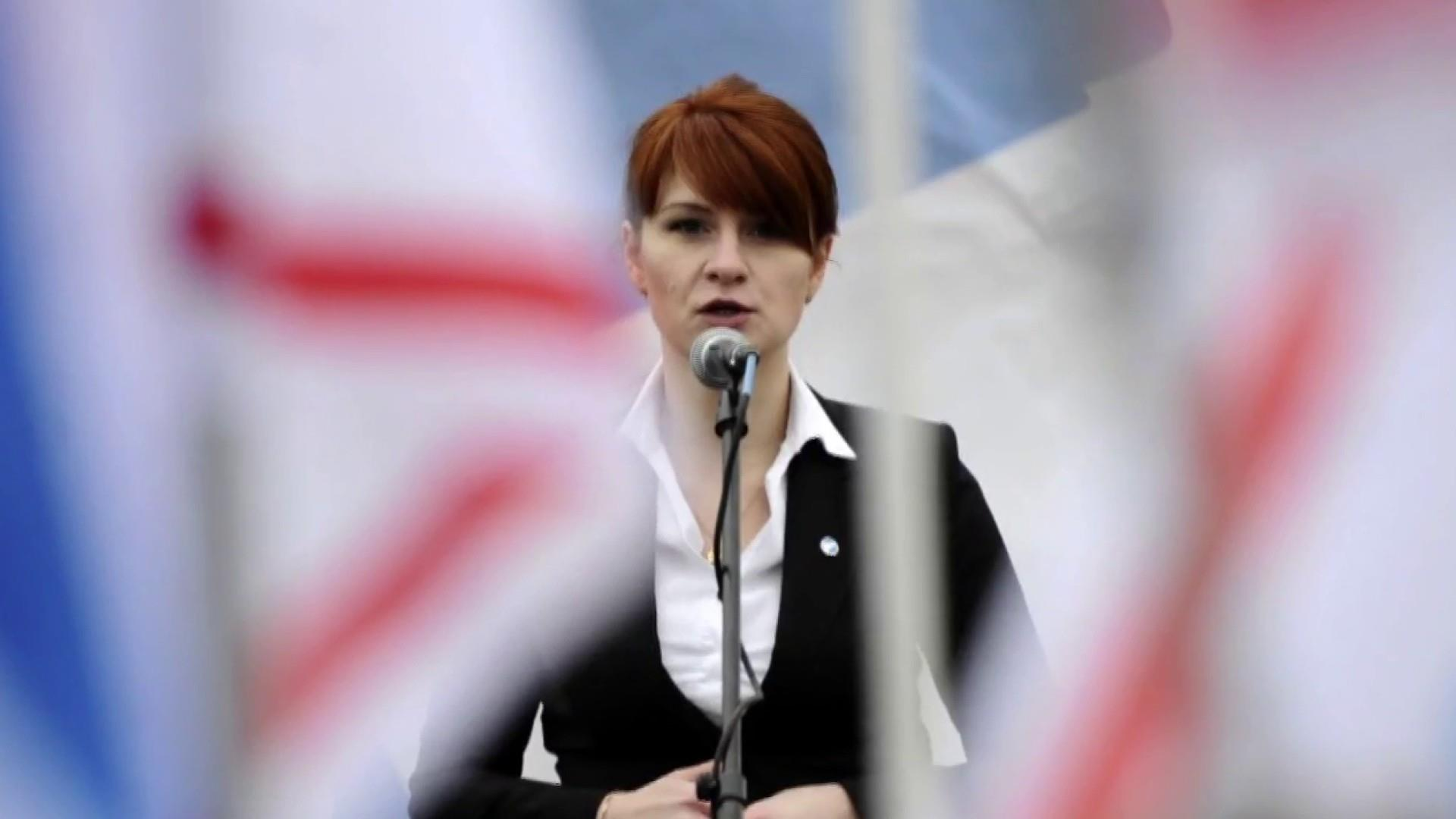 Butina hearing set for Thursday as busy court week continues