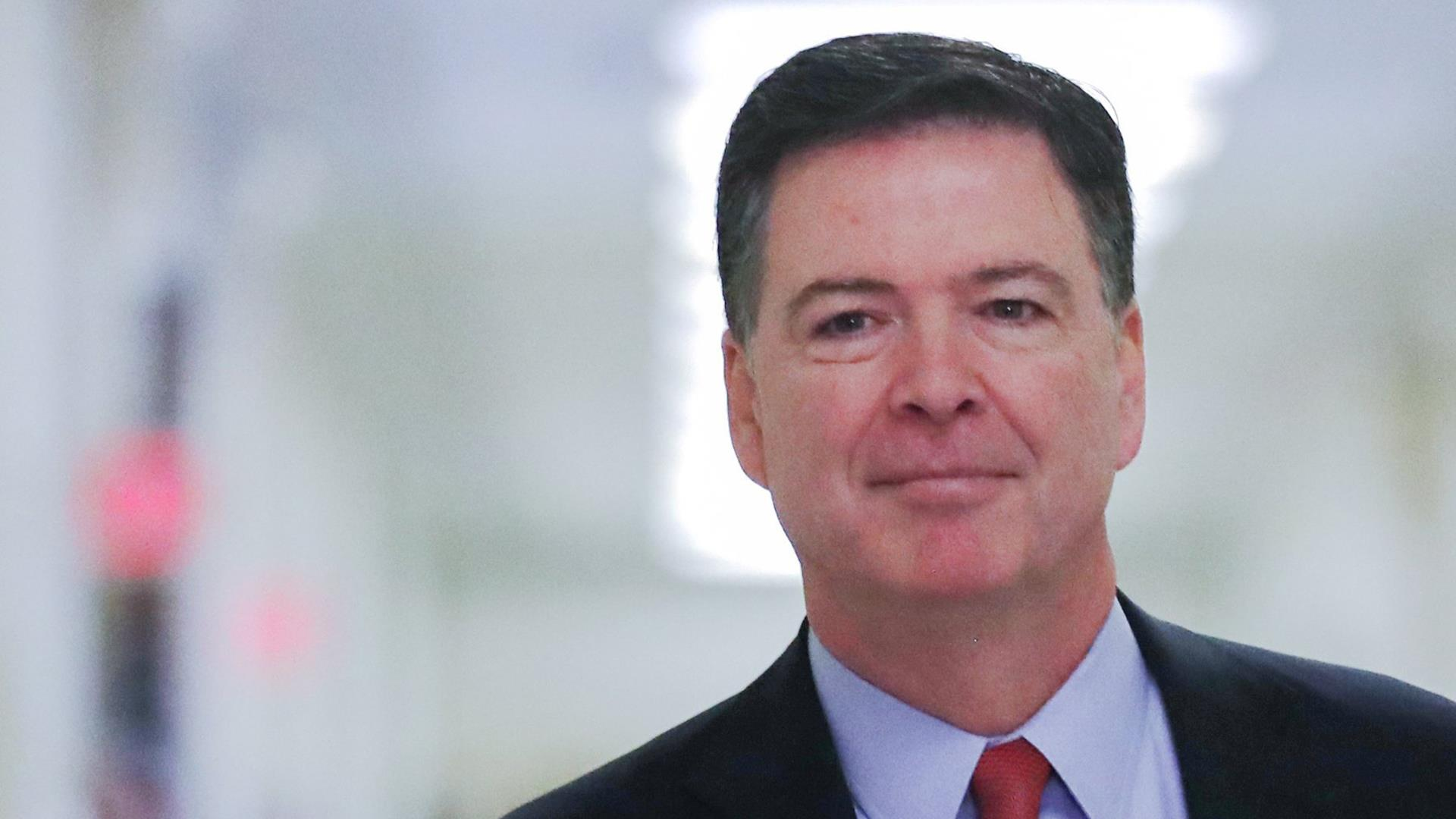 Comey: Someone has to stand up for the FBI, 'rule of law'