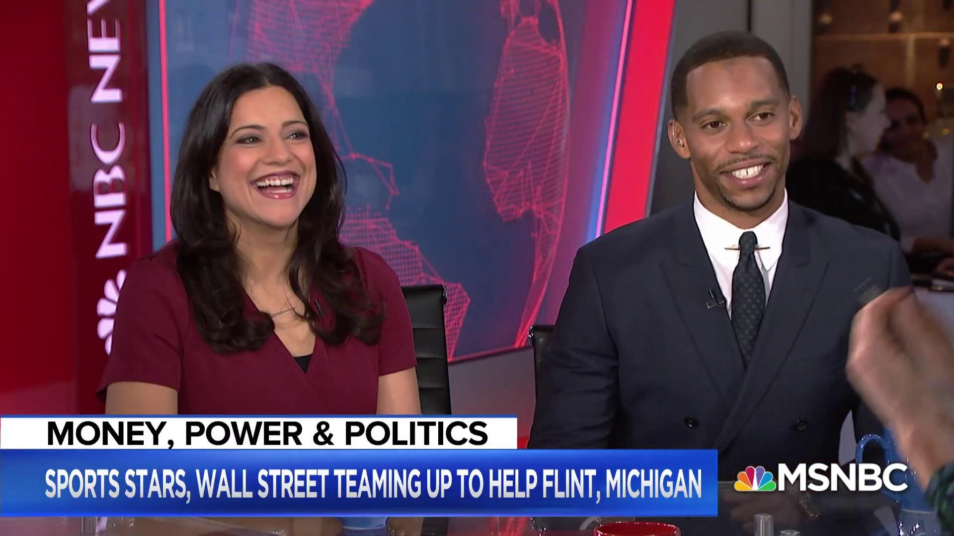 A group of venture capitalists invests in Flint, Michigan