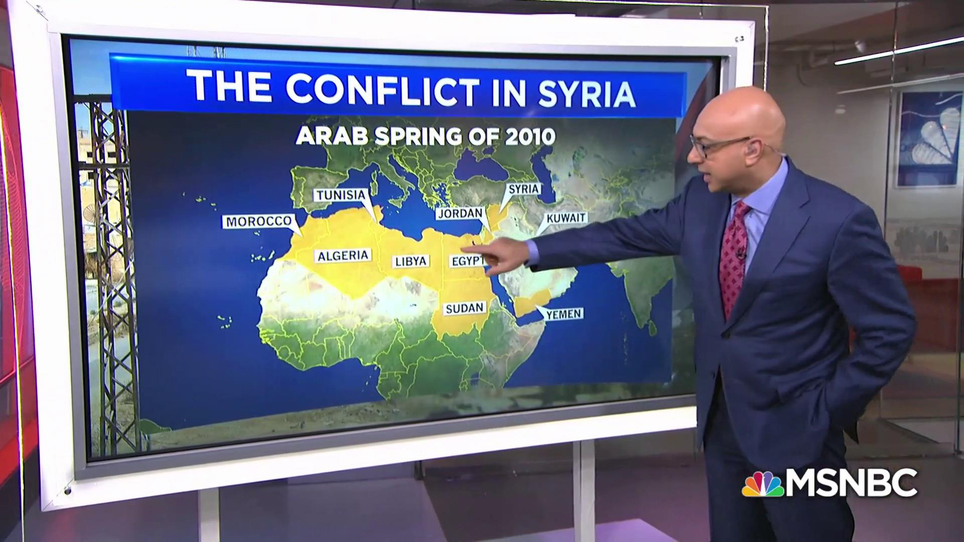 The U.S. is withdrawing troops from Syria, but why are we there?